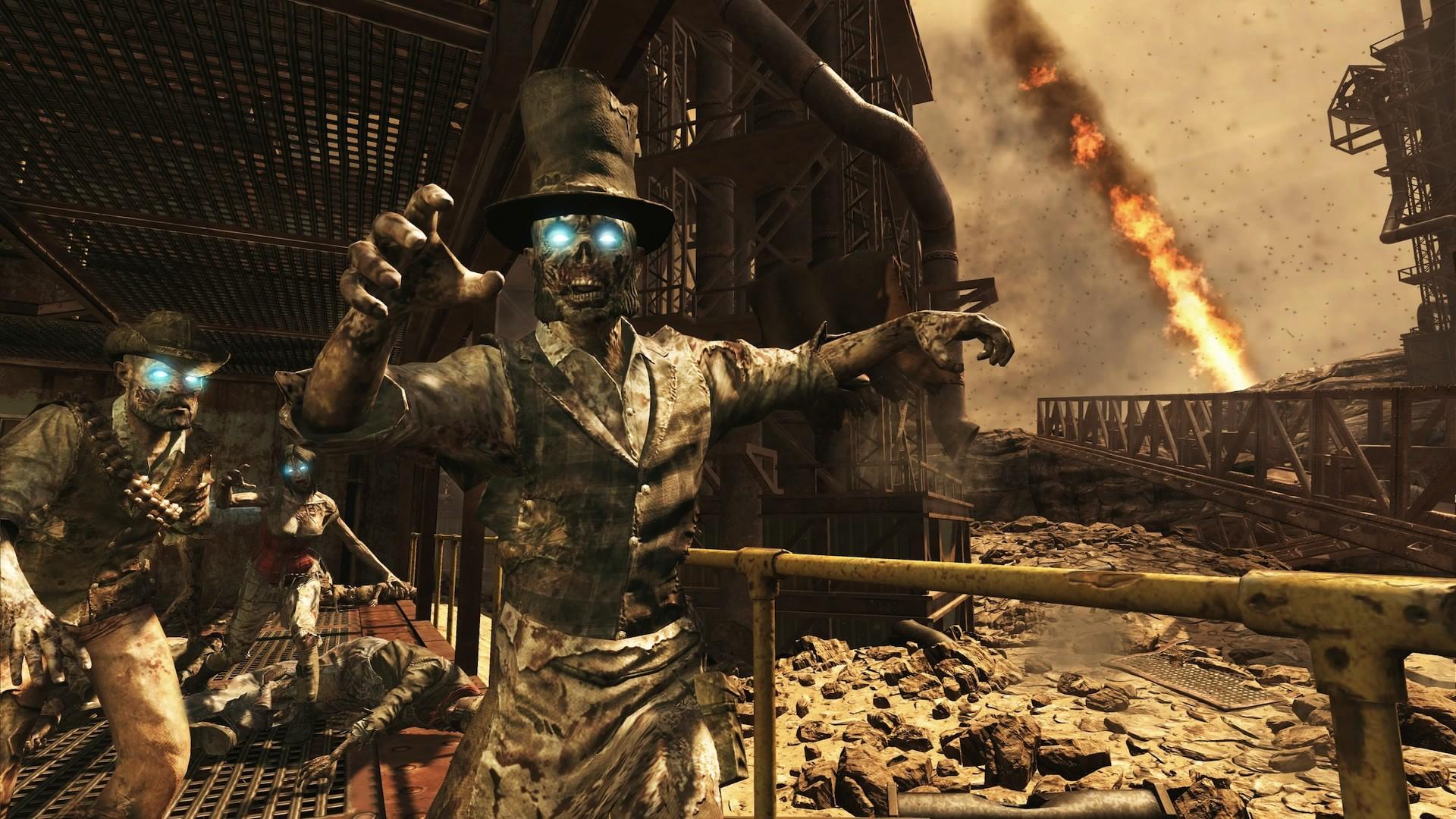 Jestingstock.com Call Of Duty Black Ops 2 Zombies Wallpaper 1080p