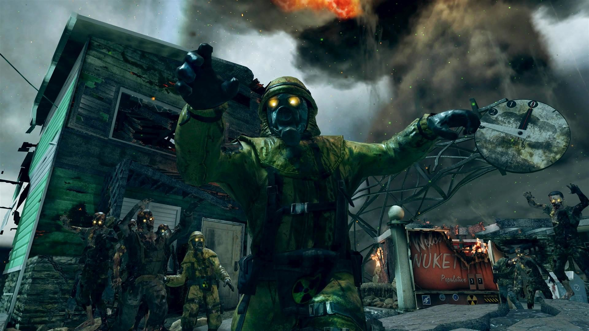 16 HD Call of Duty Zombies Wallpapers – HDWallSource.com