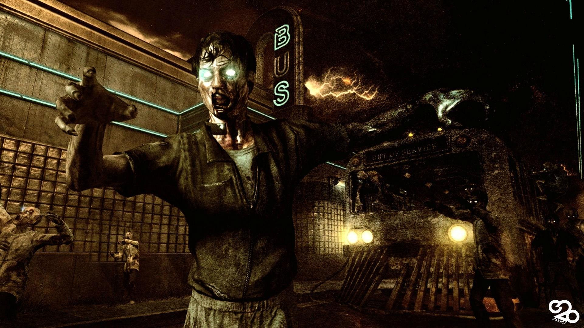 Black Ops 2 Zombies Wallpaper Wallpapersafari