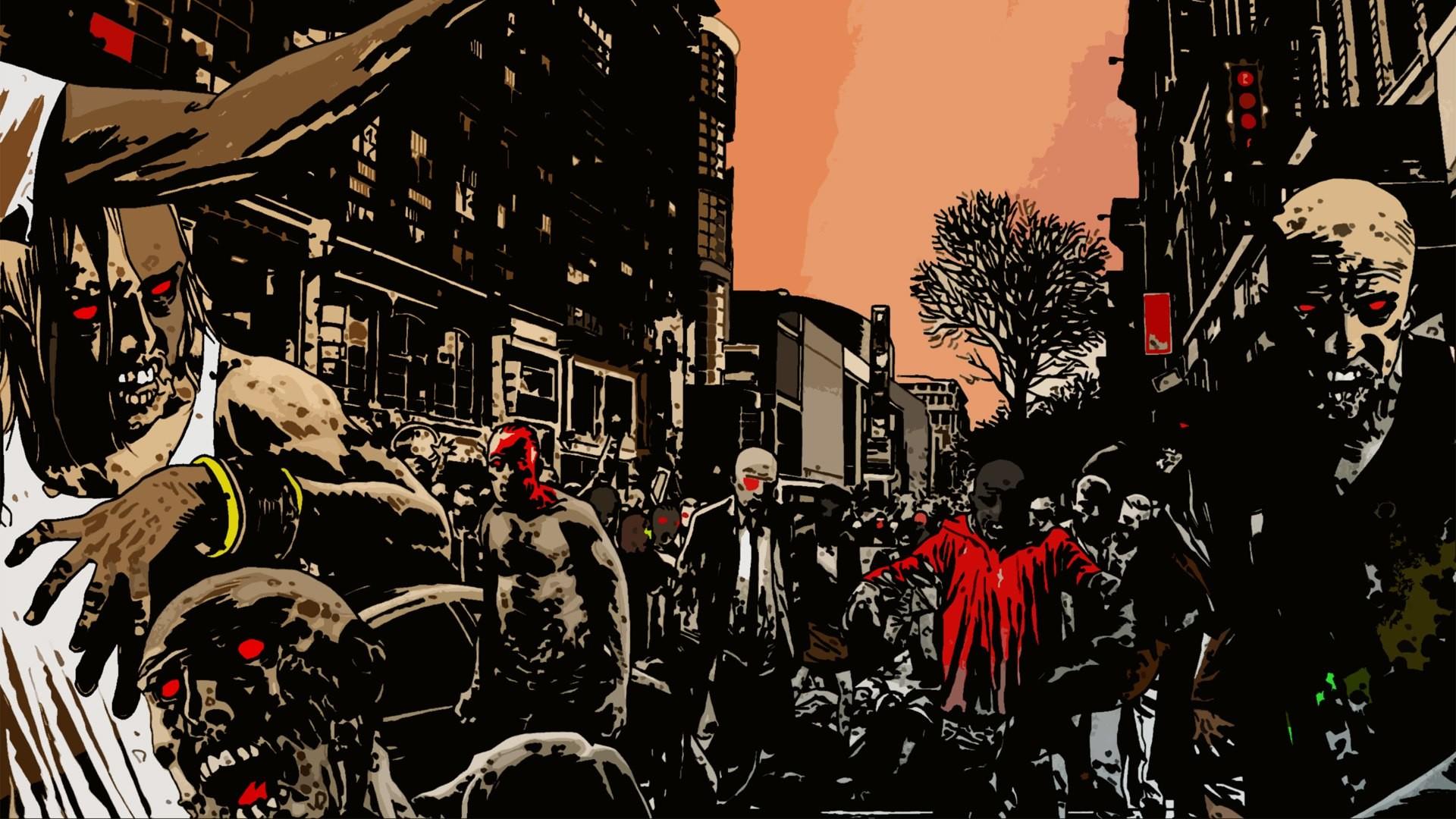 Meer dan ideeën over Zombie Wallpaper op Pinterest Zombies 1920×1080 Cool Zombie  Wallpapers (