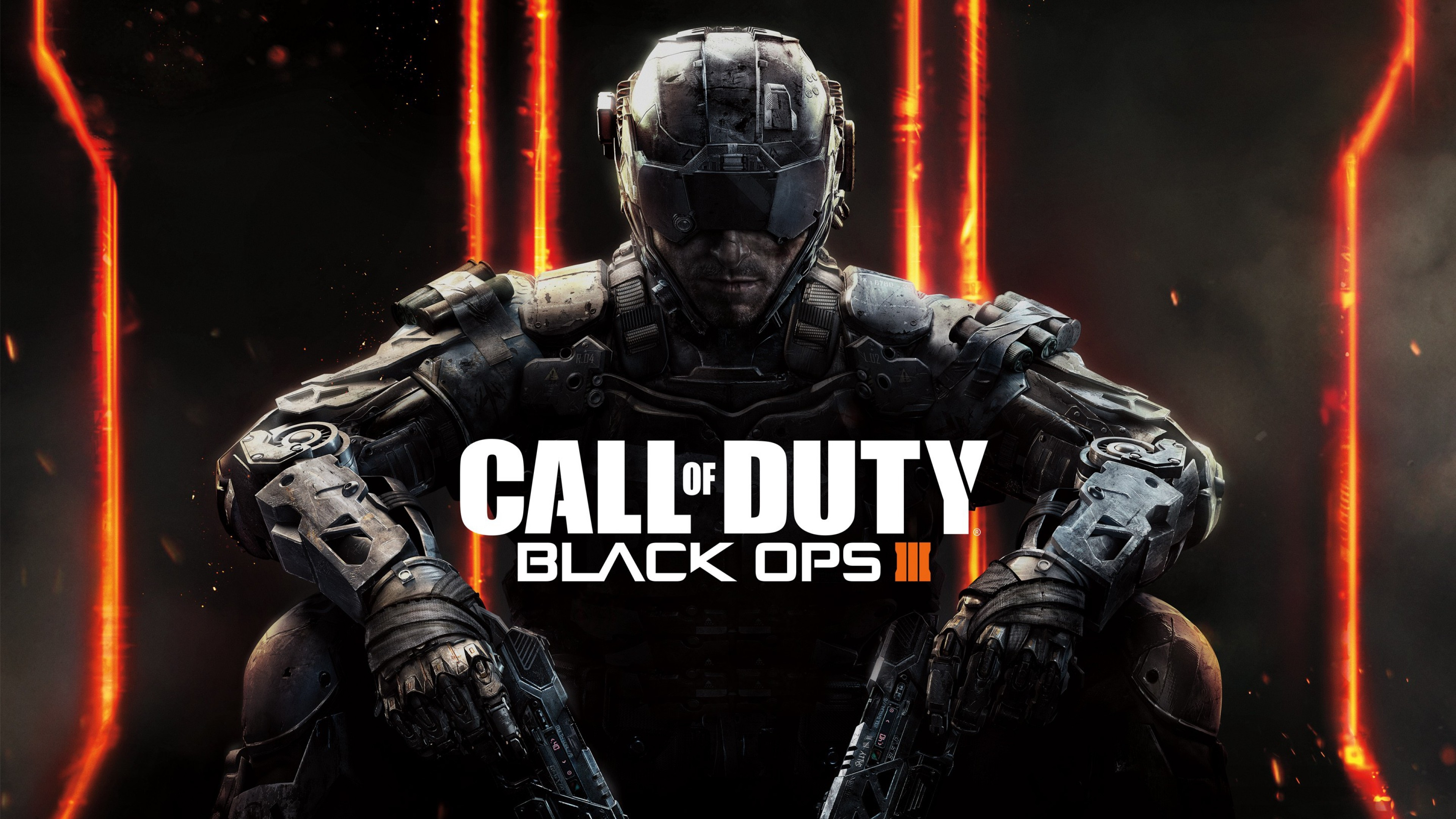 Preview wallpaper call of duty, black ops, black ops iii 3840×2160