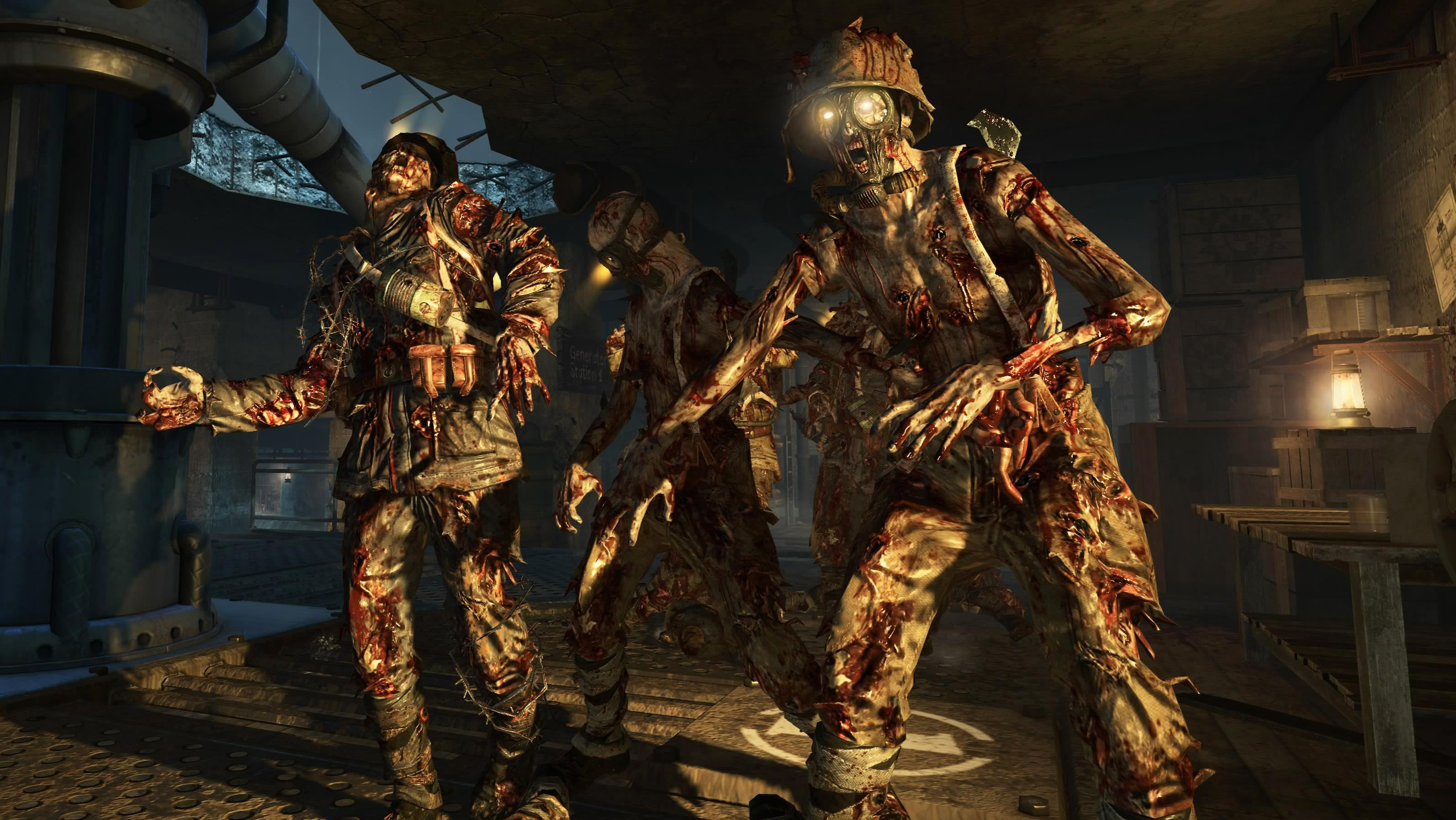 Zombies Easter Eggs – A History of Completion