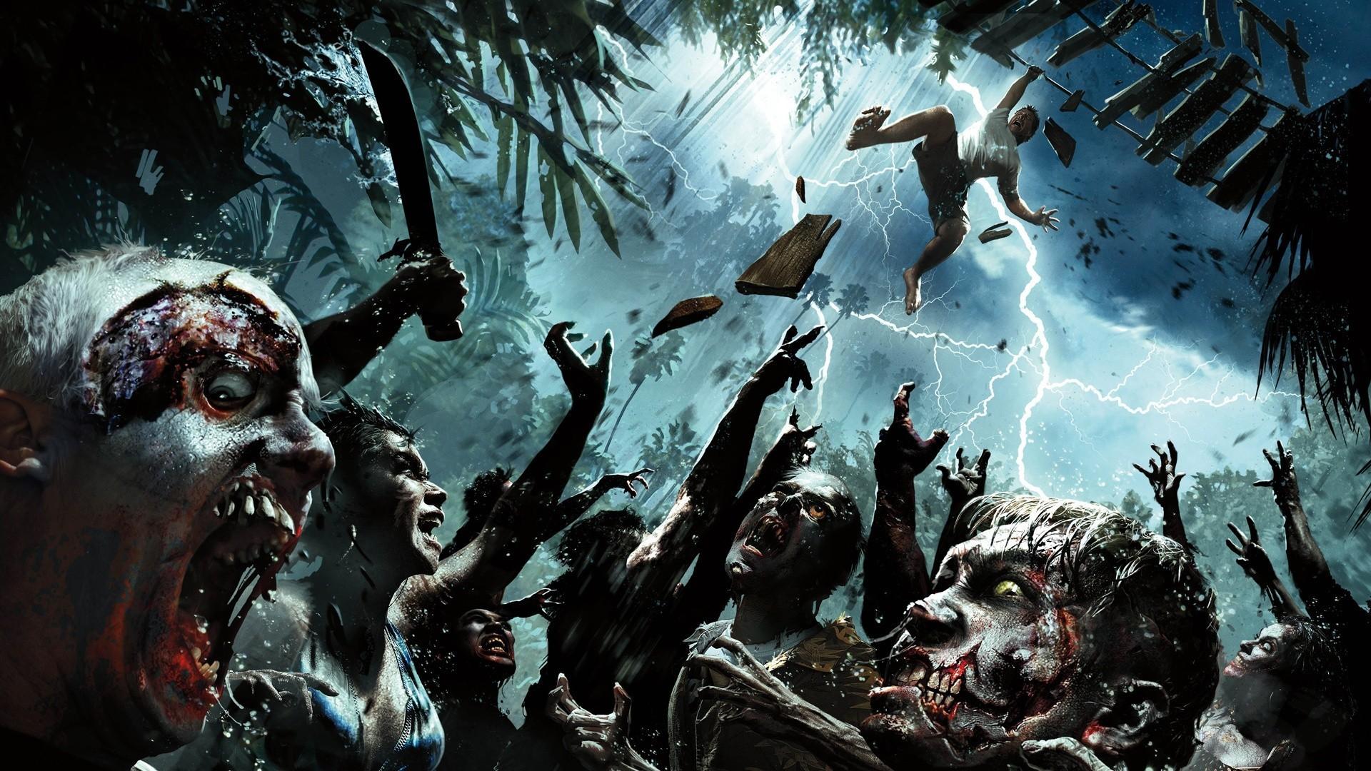 Dead Island Sexy Zombies. Download Wallpaper …