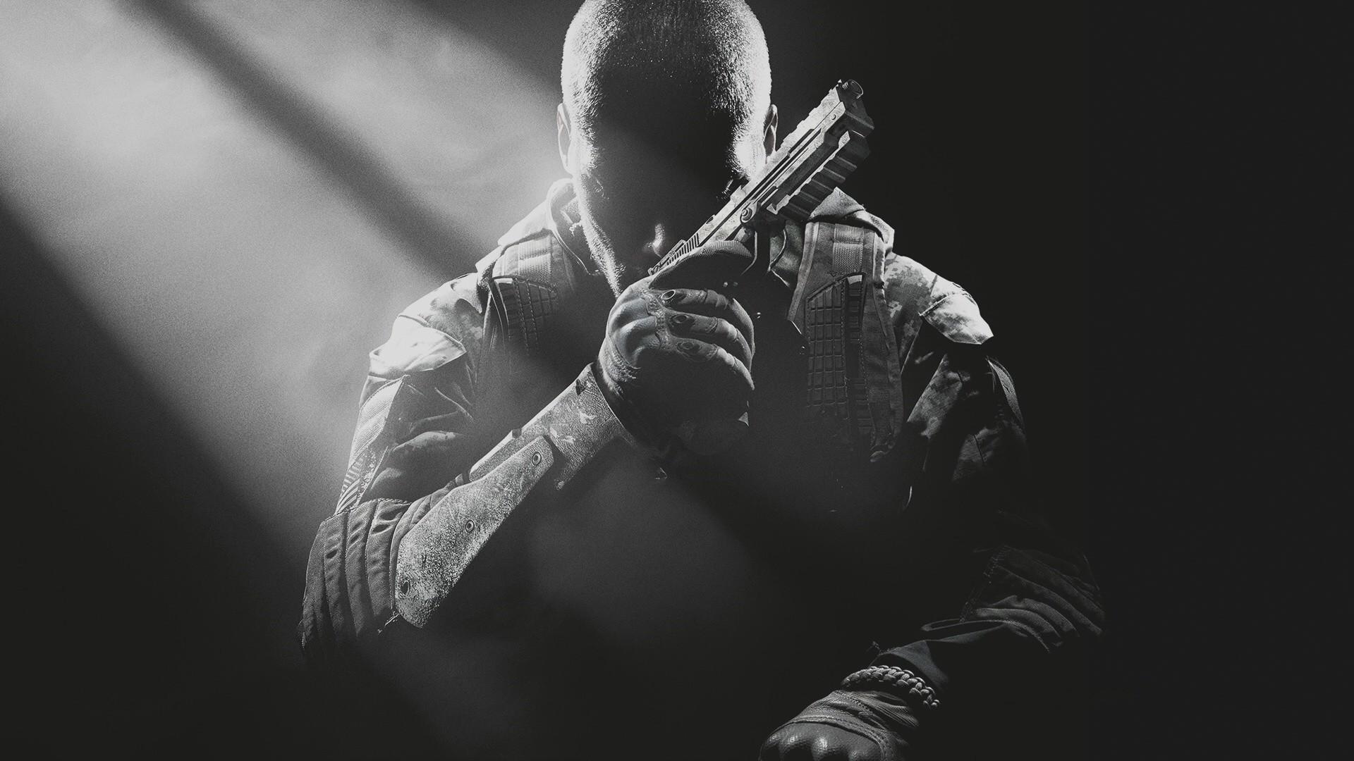Call of Duty Black Ops II HD desktop wallpaper Widescreen High 1920×1080