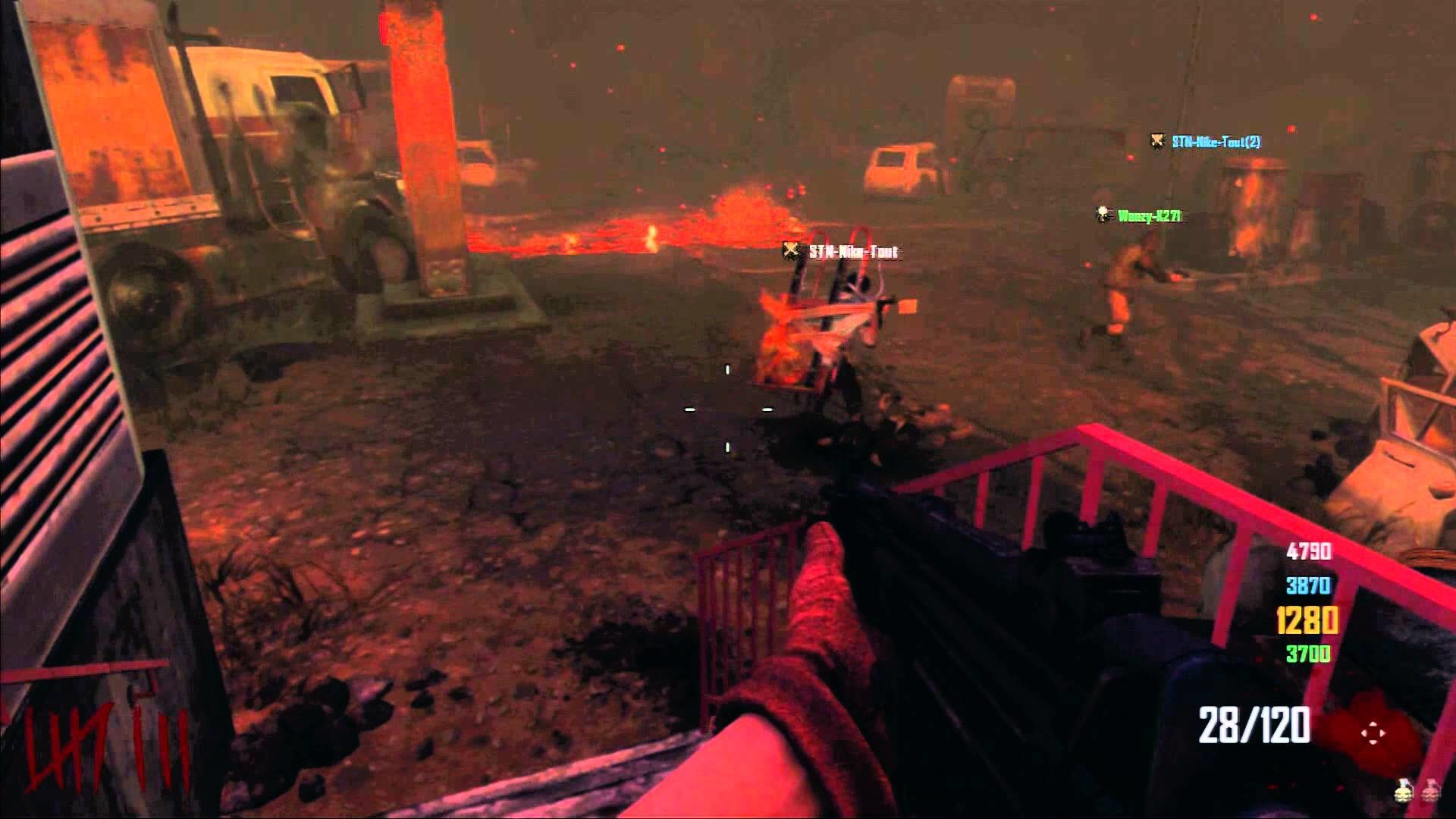 (18) PS3 – HD 1080p – COD Black Ops 2 – 23min Online Green Run as Misty –  YouTube