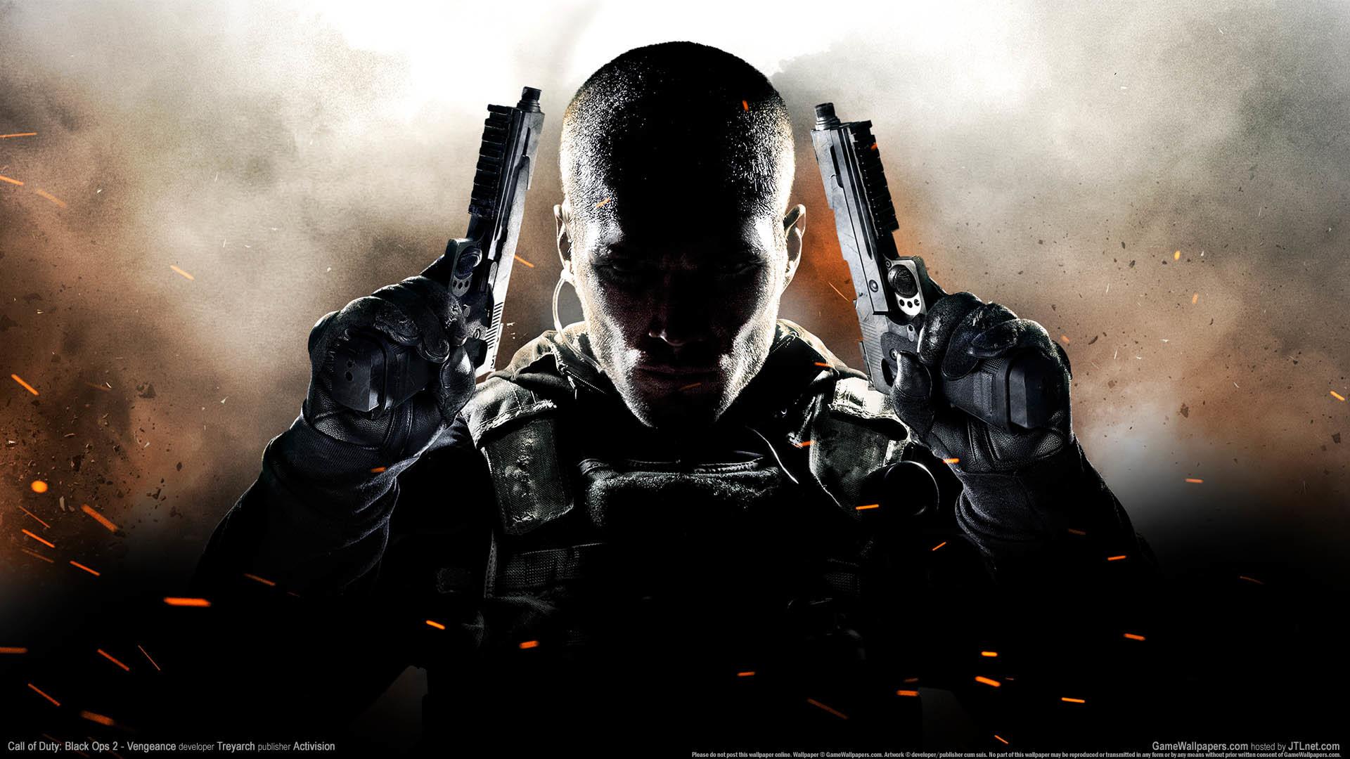 call of duty: black ops 2 – vengeance wallpapers or desktop . …