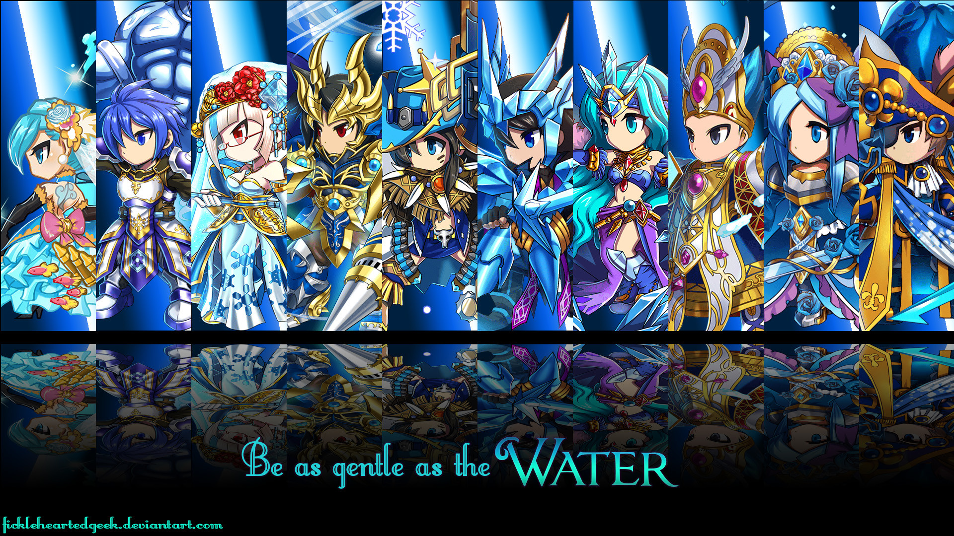 Download Kikuri Brave Frontier 6 Star Brave frontier water units