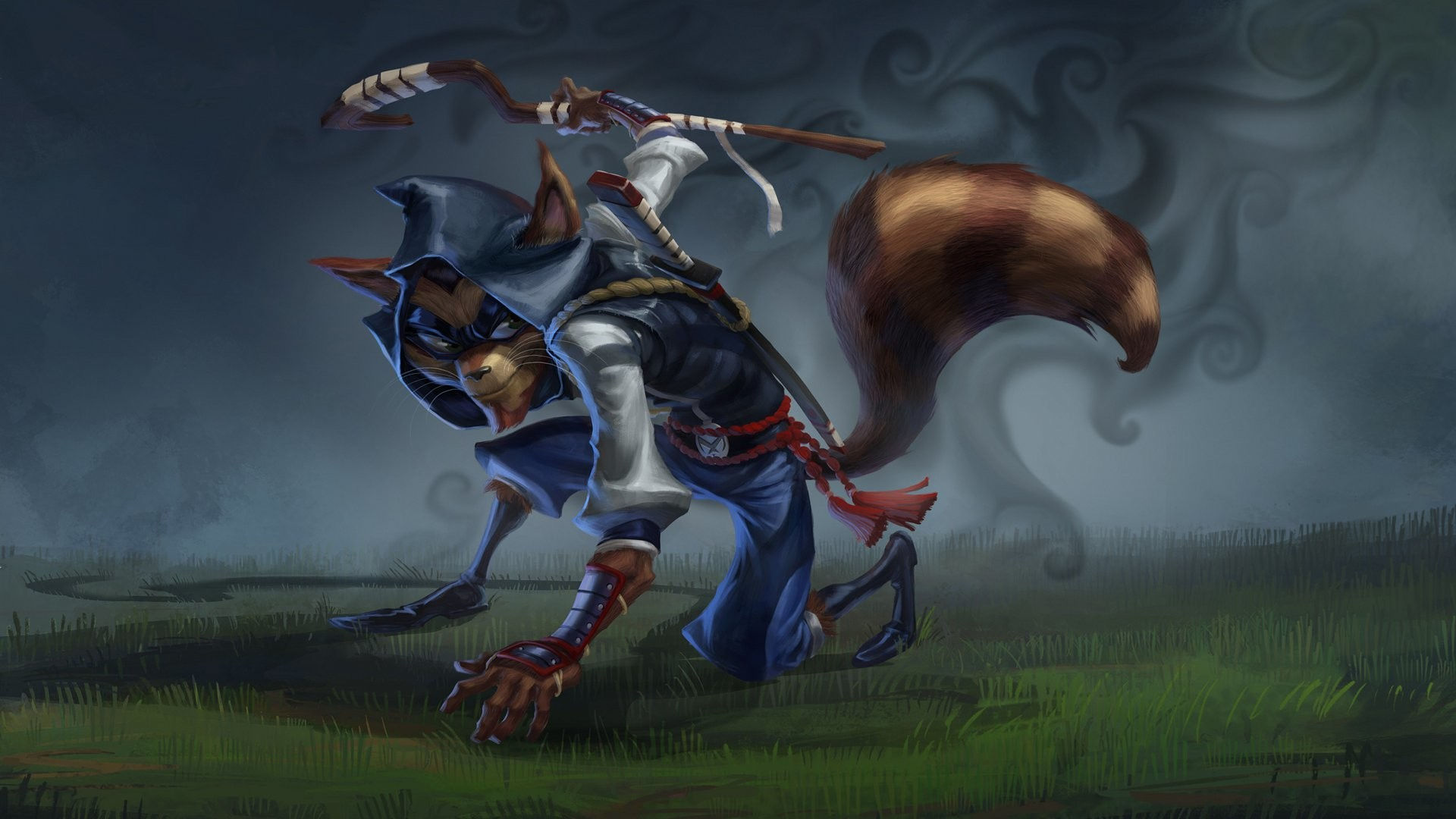 Sly Cooper Thieves In Time Computer Wallpapers, Desktop Backgrounds .