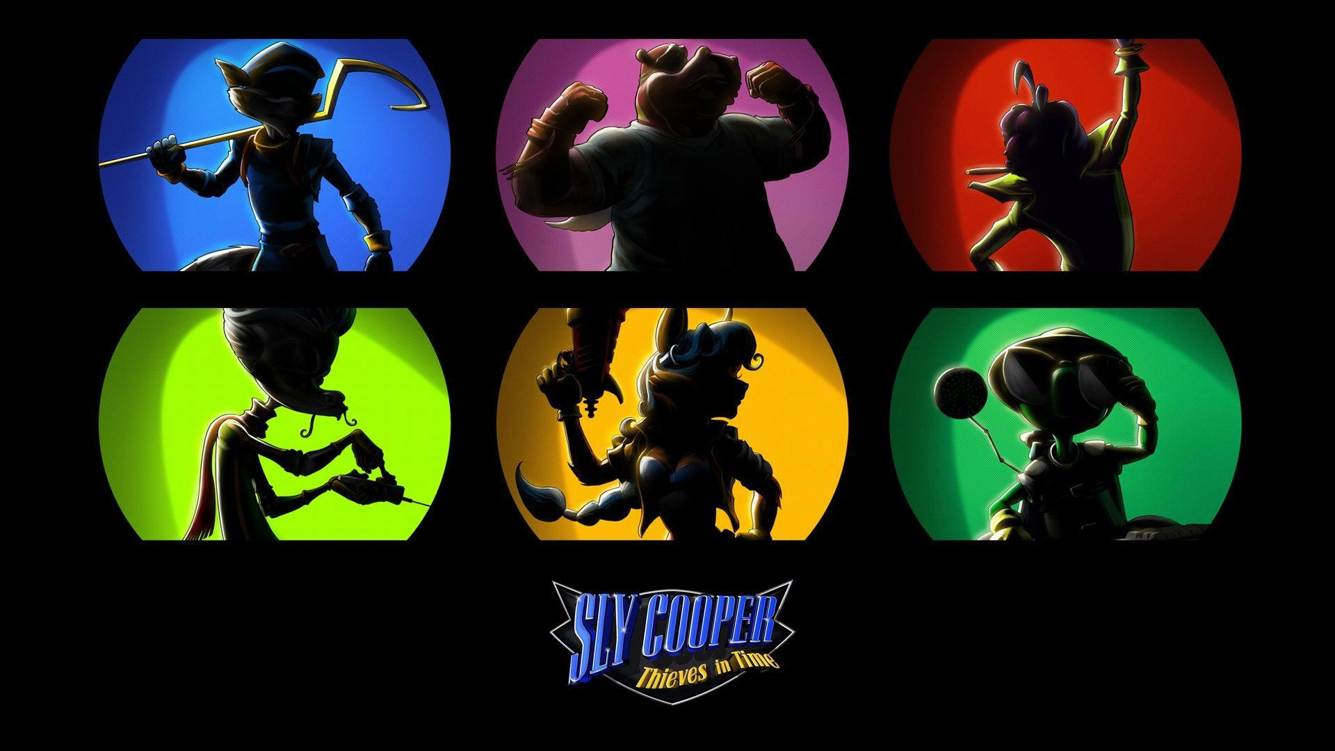 Sly Cooper Thieves In Time Ps Vita Demo (HD Sound Quality) – YouTube