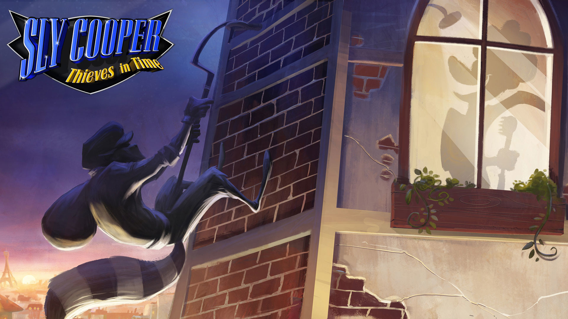 Video Game – Sly Cooper: Thieves in Time Wallpaper