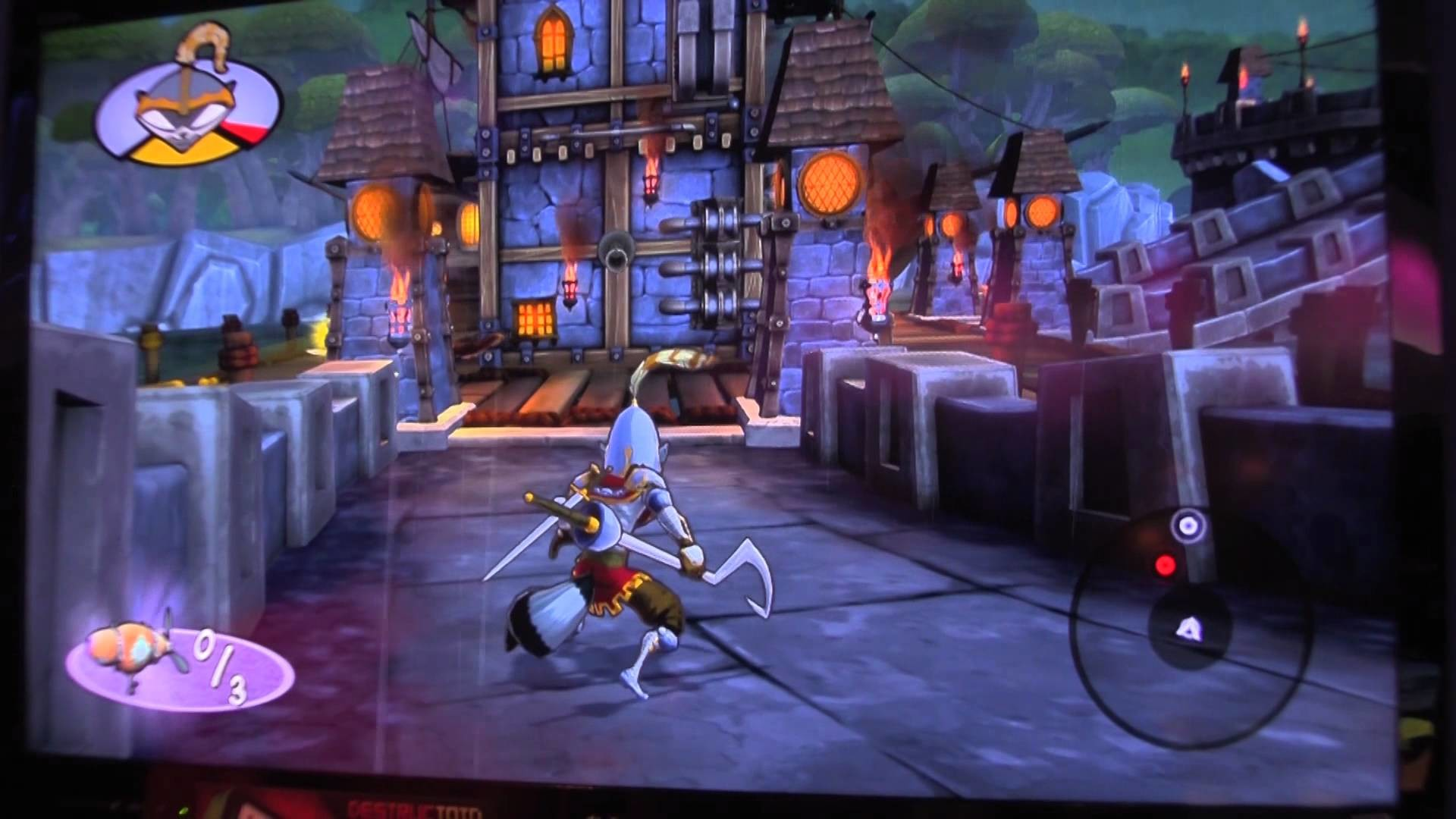 E3 2012: Sly Cooper: Thieves in Time Walkthrough with Mat Kraemer