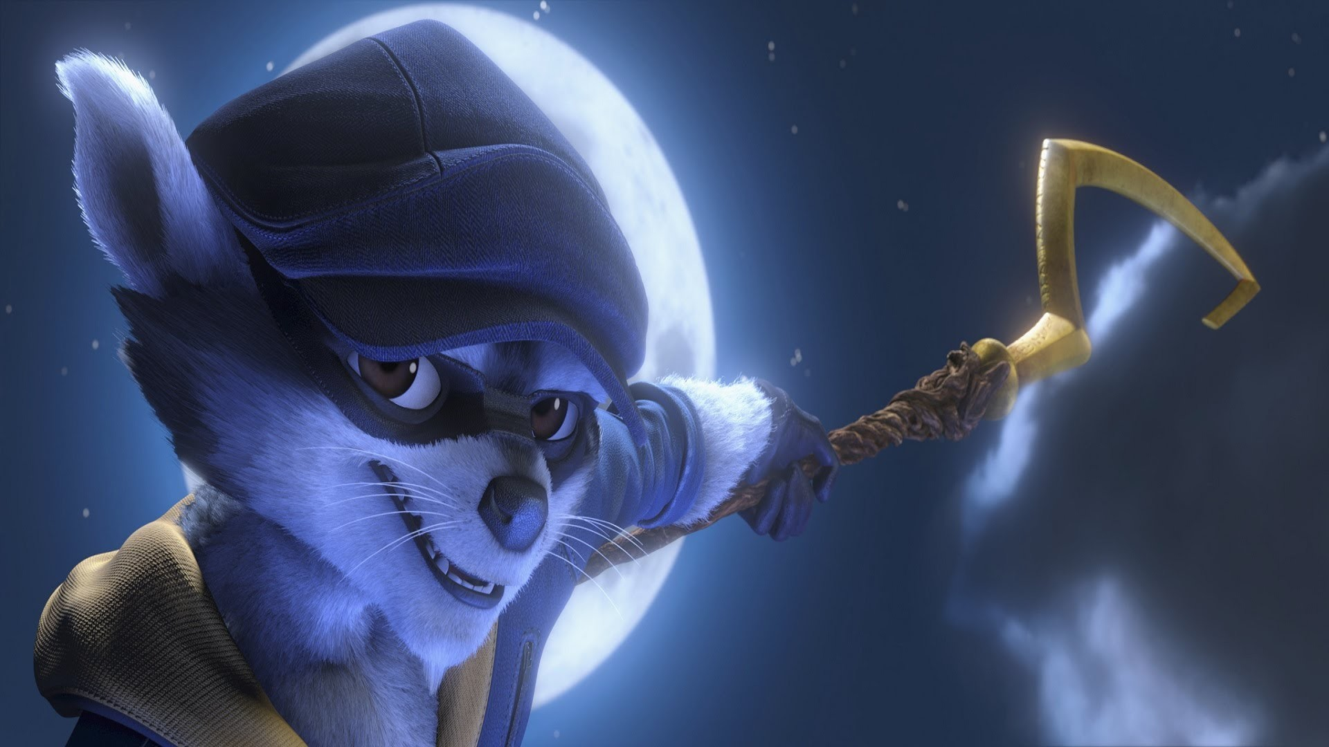 Sly Cooper Official Movie Trailer Preview (2016 Release)
