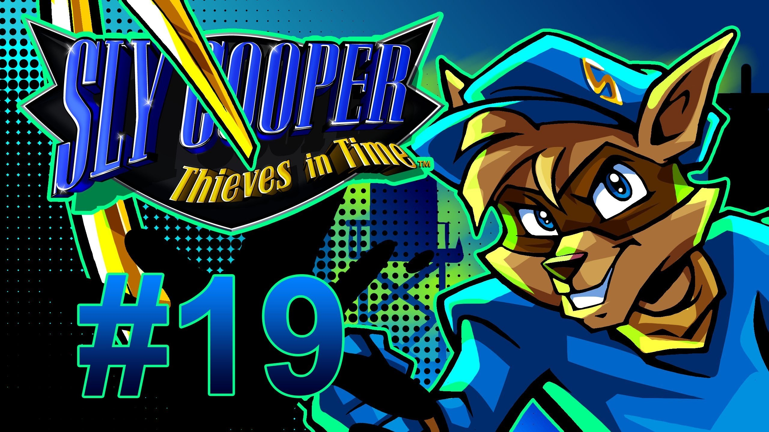 Sly Cooper: Thieves in Time Walkthrough / Gameplay w/ SSoHPKC Part 19 –  Murray – YouTube