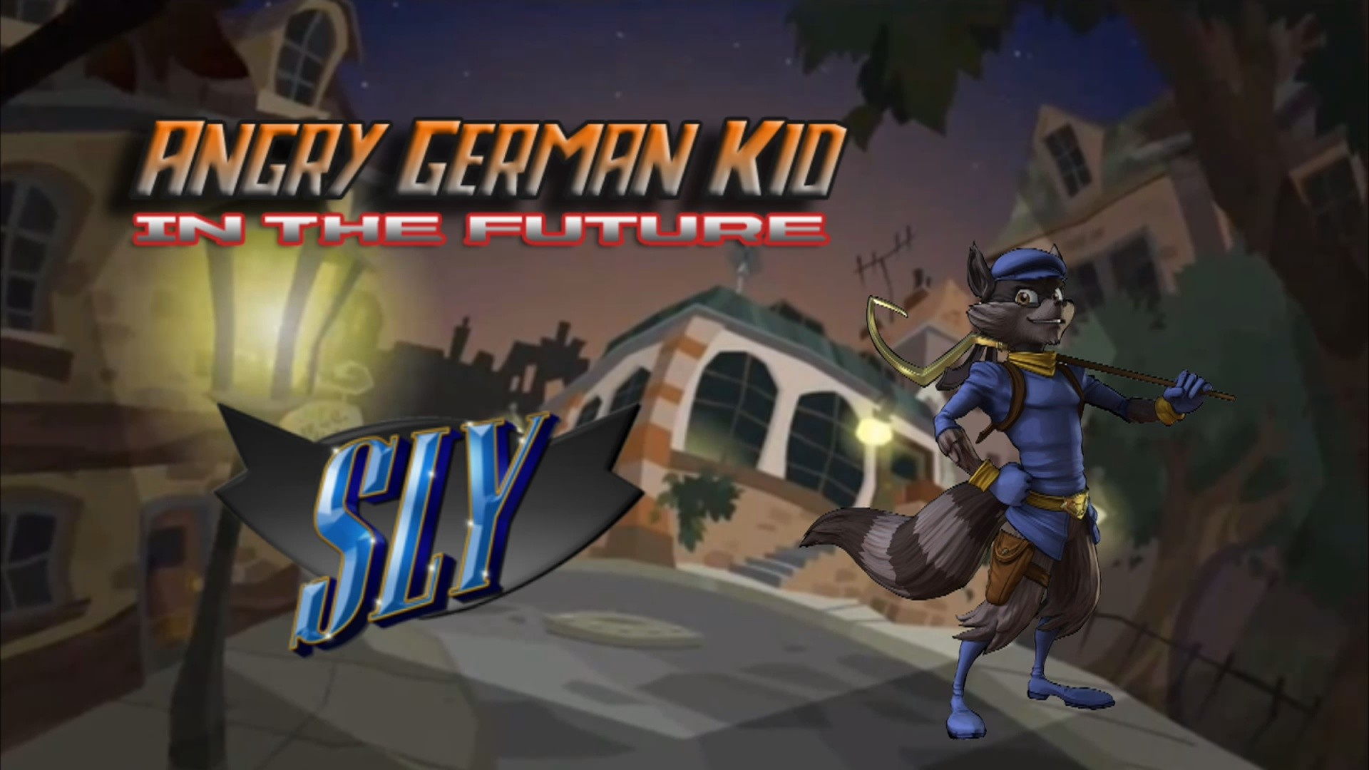 Image – Sly Cooper Wallpaper.jpg | Angry German Kid Wiki | FANDOM powered  by Wikia