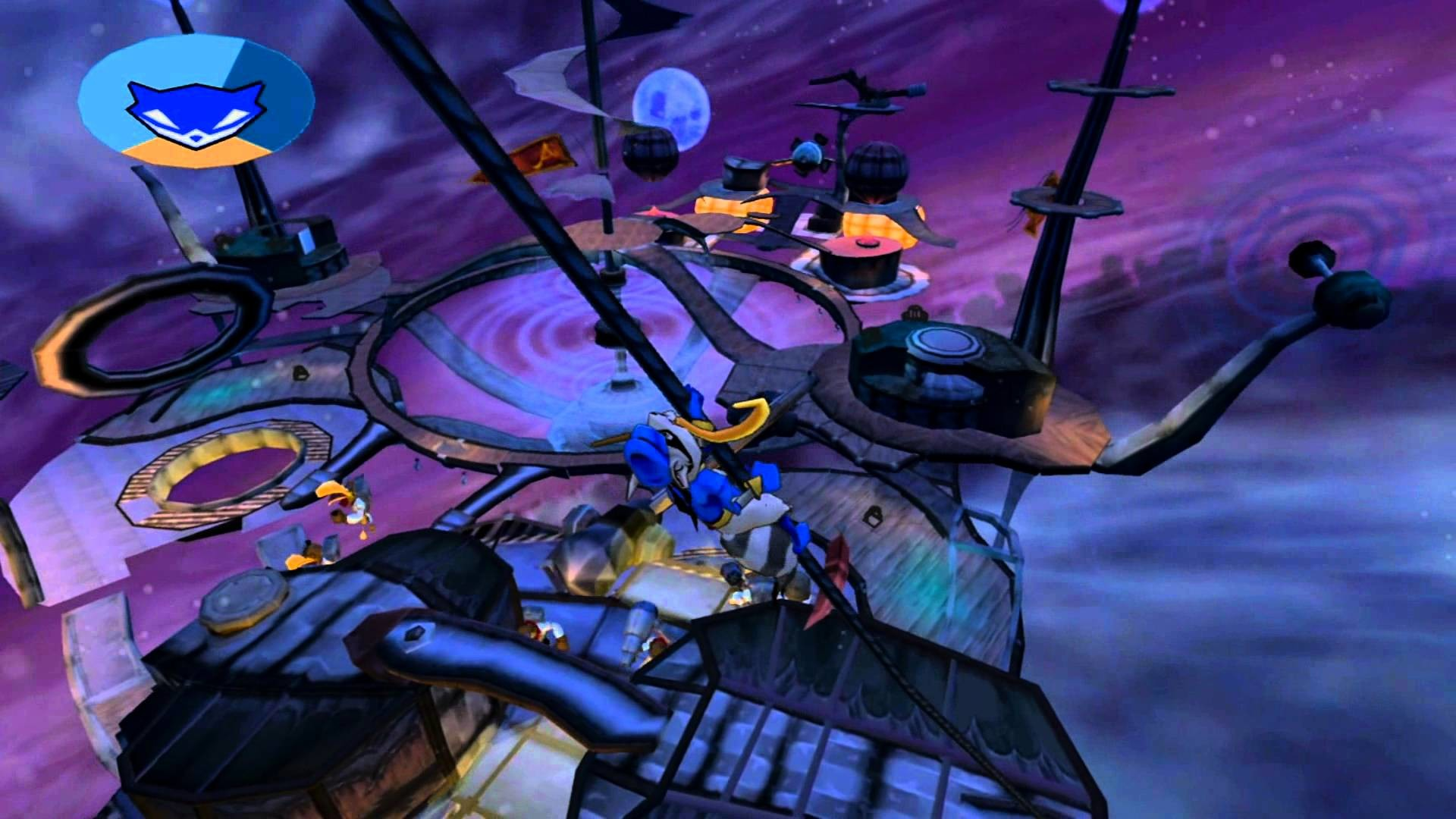 The Sly Collection – Sly 2: Band of Thieves – Bottle Search 8 (Arpeggio's  Blimp) – YouTube