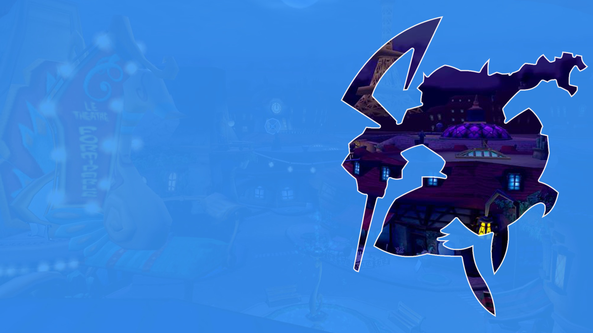 Sly Cooper Background
