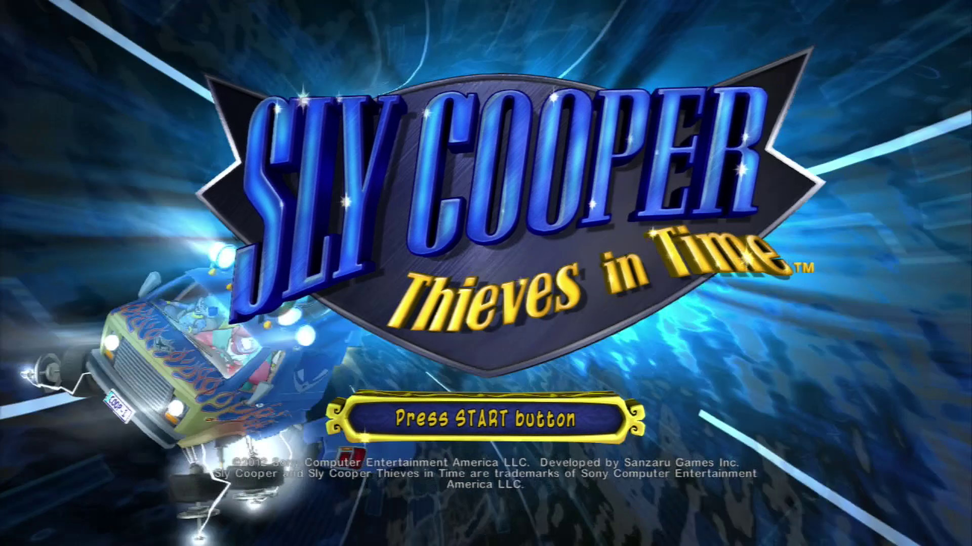 Sly Cooper: Thieves in Time (PS Vita / PlayStation TV) Video Review
