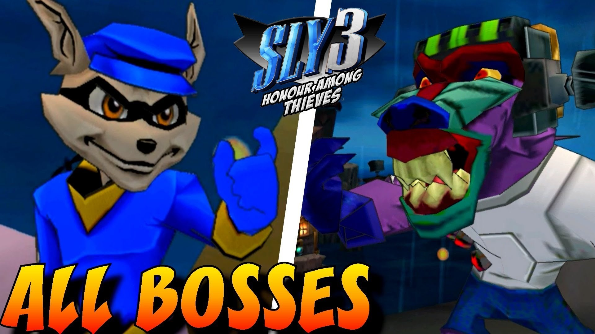 sly cooper ps3 wallpaper …