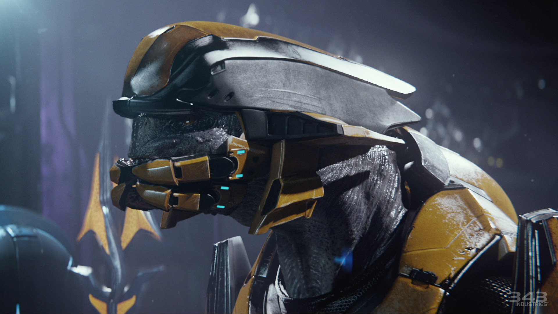 Image – H2A Cinematic GoldenArbiter1.jpg | Halo Nation | FANDOM powered by  Wikia