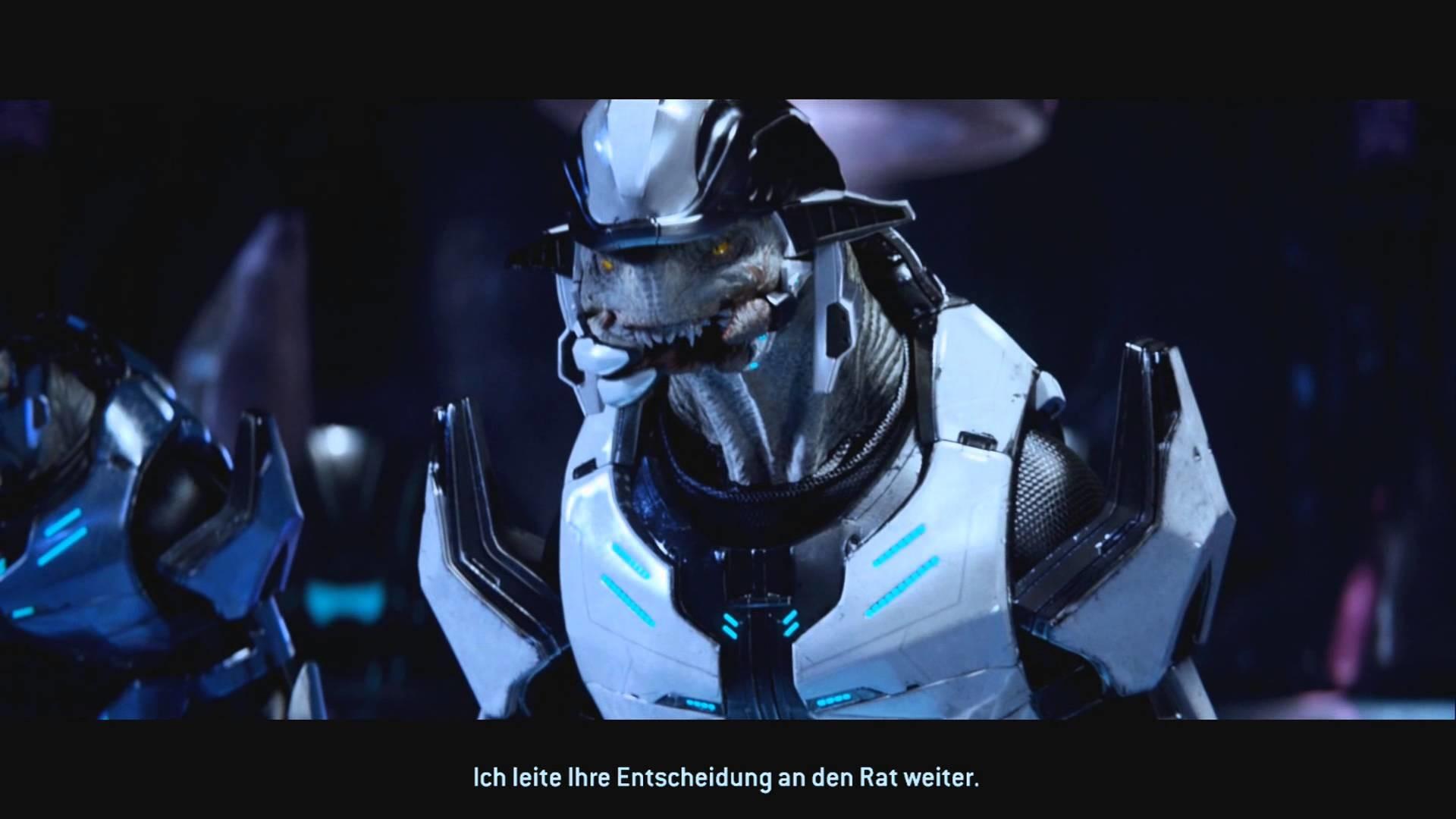 Halo 2 Anniversary Alle Sequenzen / Every Cutscene [German/Deutsch] [1080p  HD] – YouTube