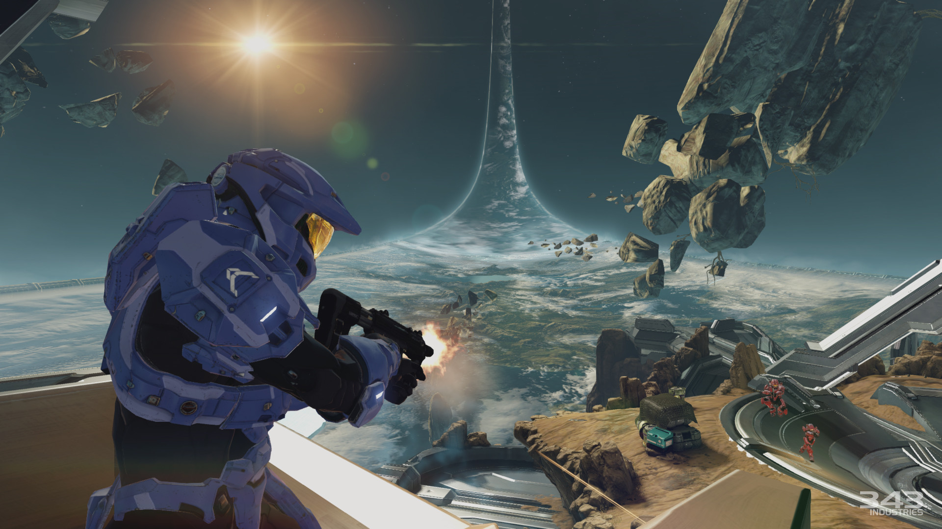 halo the master chief collection ascension