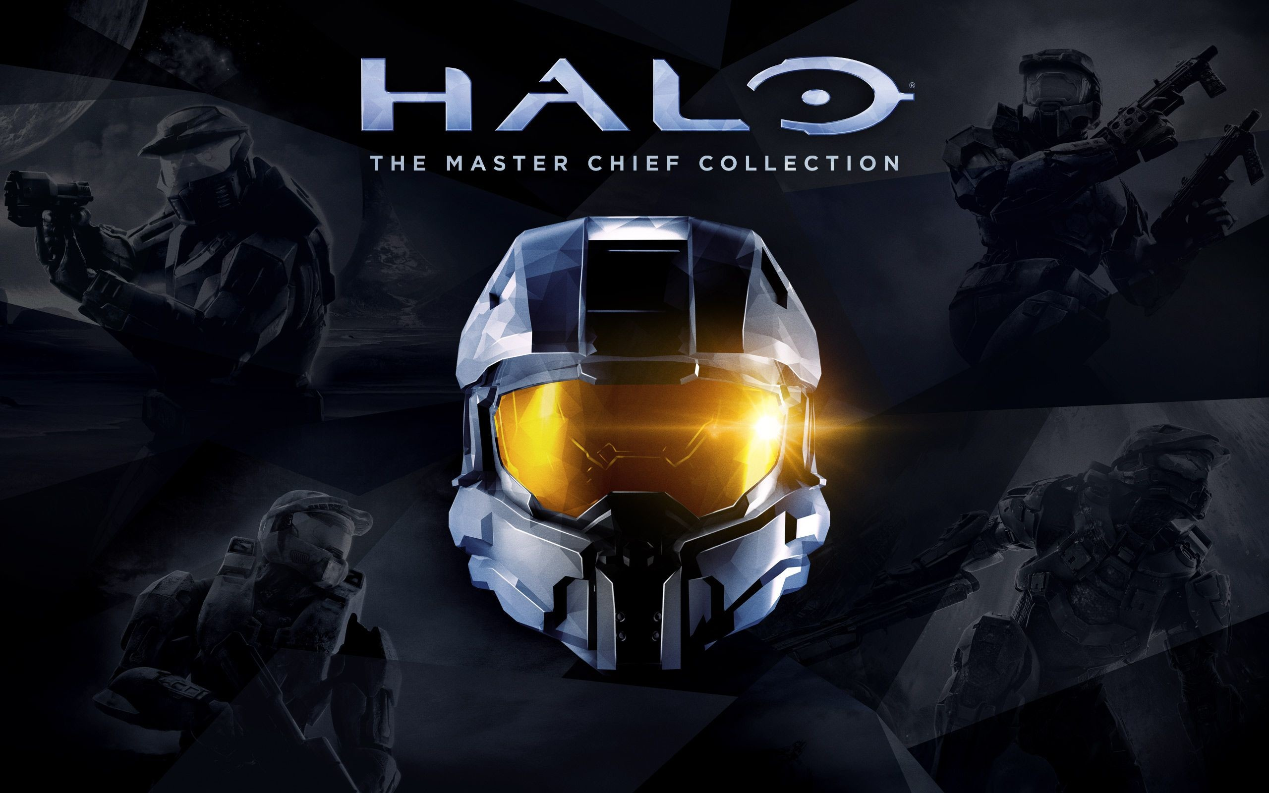 16 Halo: The Master Chief Collection HD Wallpapers