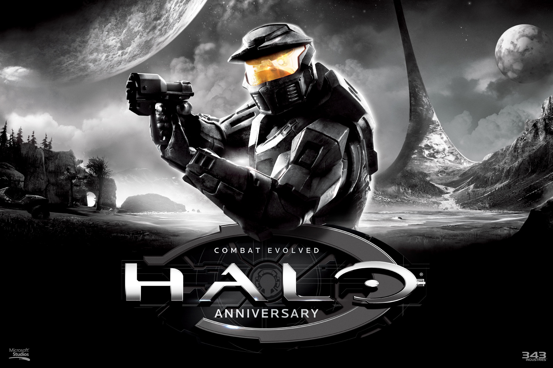 8 Halo Combat Evolved Anniversary HD Wallpapers | Backgrounds – Wallpaper  Abyss