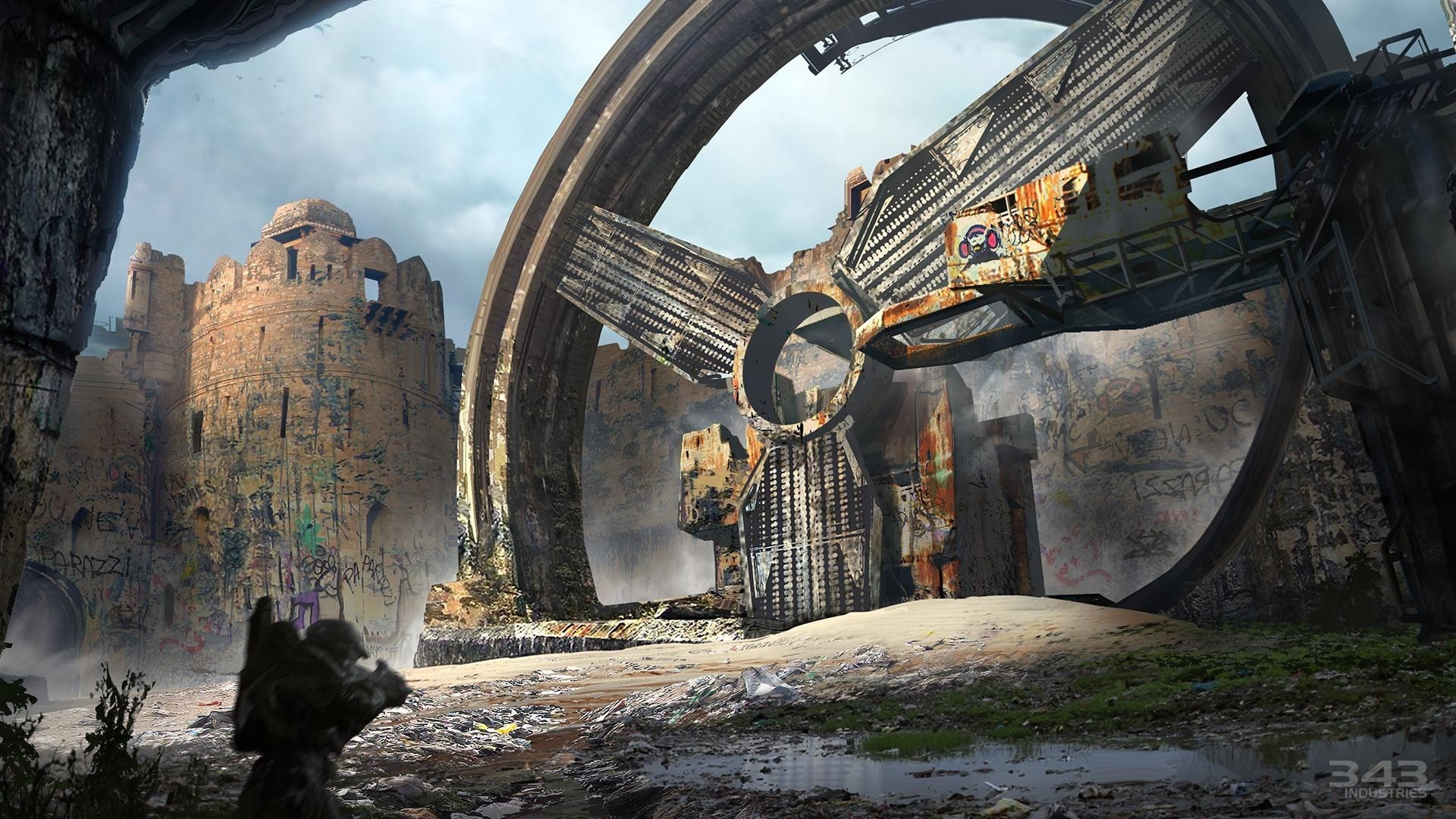 image. Your first look at Halo 2: Anniversary's …