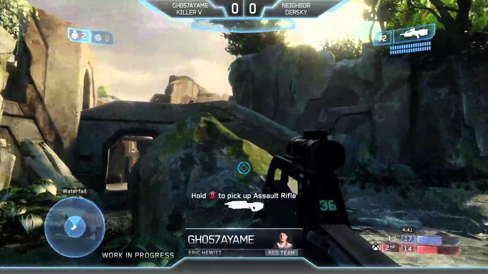Halo 2 Anniversary 2v2 Shrine – Multiplayer Gameplay [HD] 1080p – YouTube