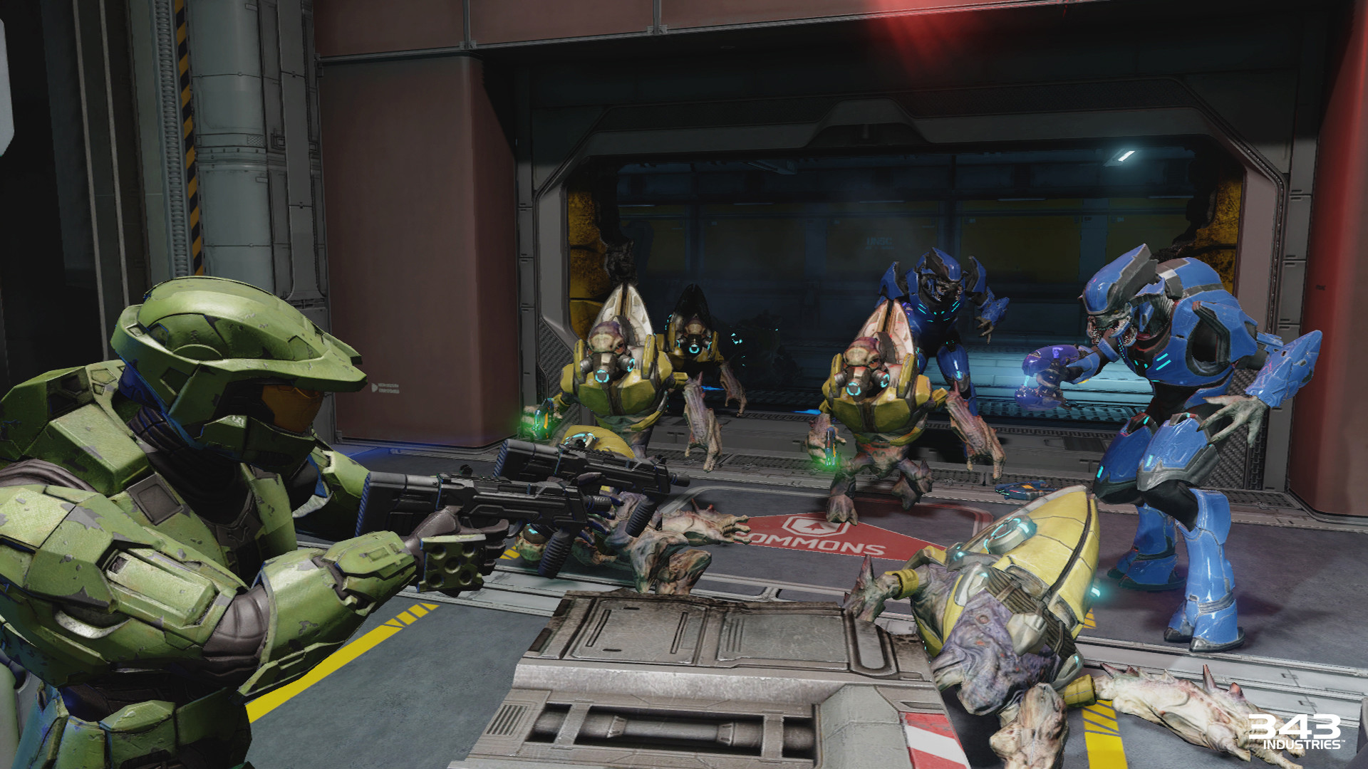 Halo: The Master Chief Collection Now Available for Pre-order and  Pre-download – Xbox Wire