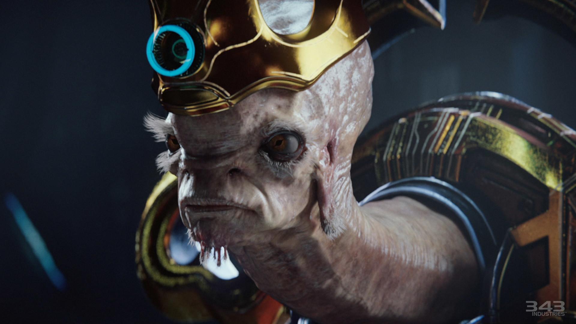 Stunning New Halo 2 Anniversary Blur Cinematic Screenshots Released |  Hardcore Gamer