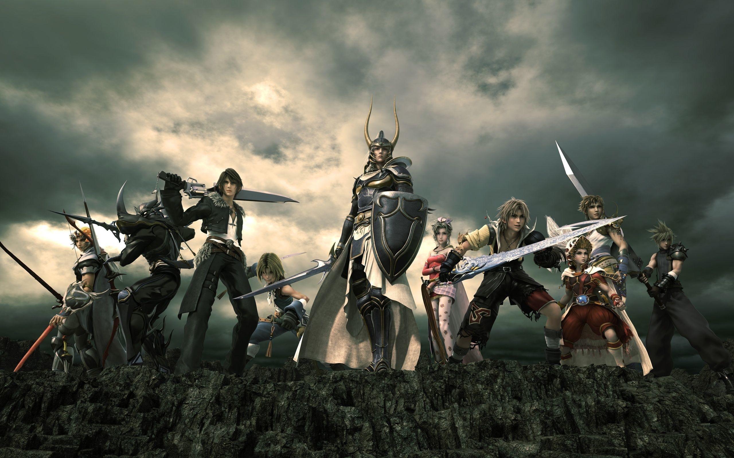 final fantasy, last fantasy, cloud strife, weapons .