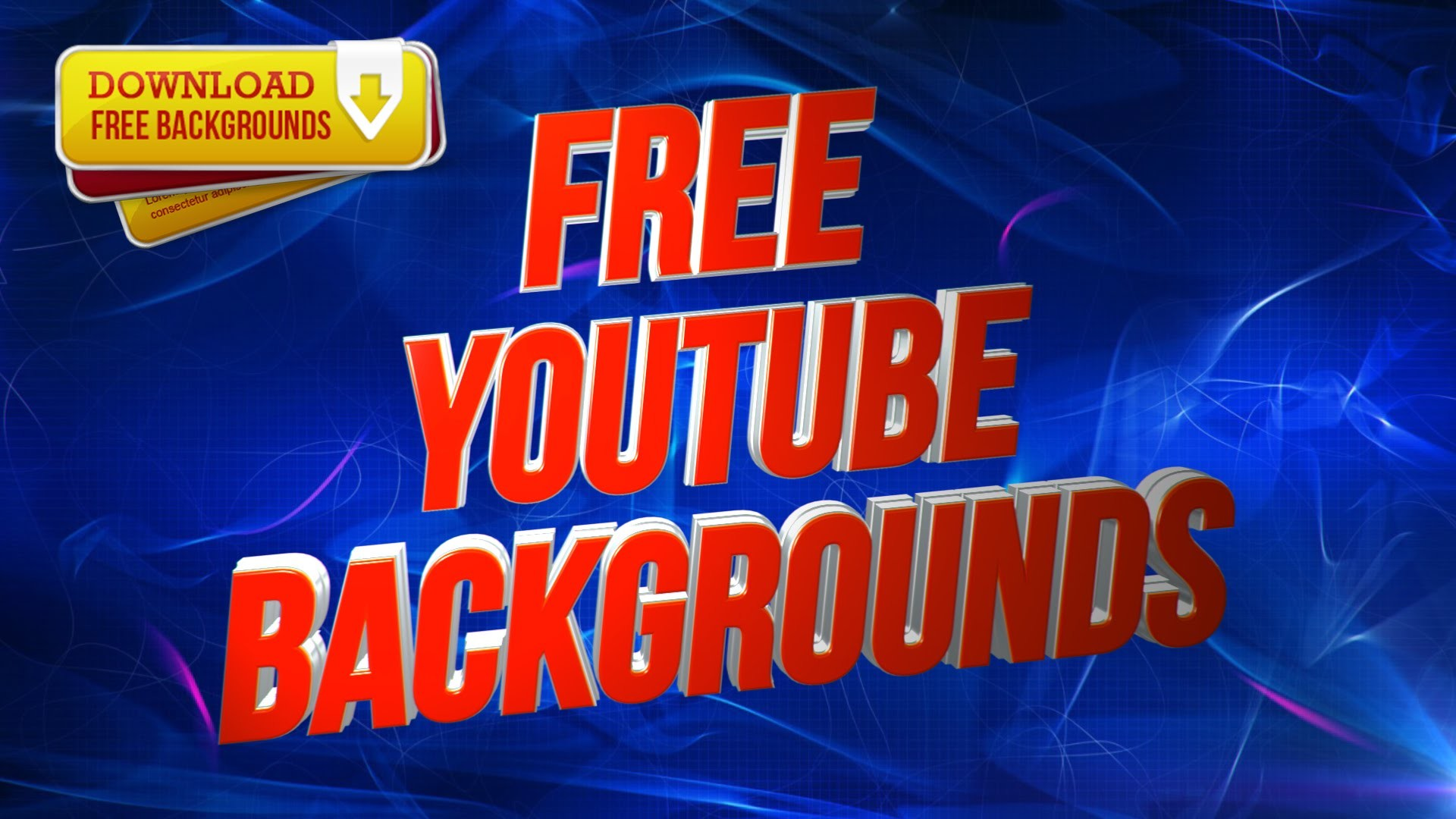 GIVEAWAY: Free Youtube Backgrounds! Channel Banners   Â¡Fondos Youtube  Gratis!   Gaming for Charity
