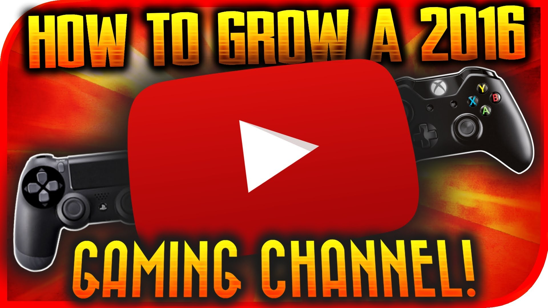 """How To Start & Grow YOUR Gaming YouTube Channel In 2017! """"GET 1000 SUBS  FAST"""" YT Tips & Tricks 2017! – YouTube"""