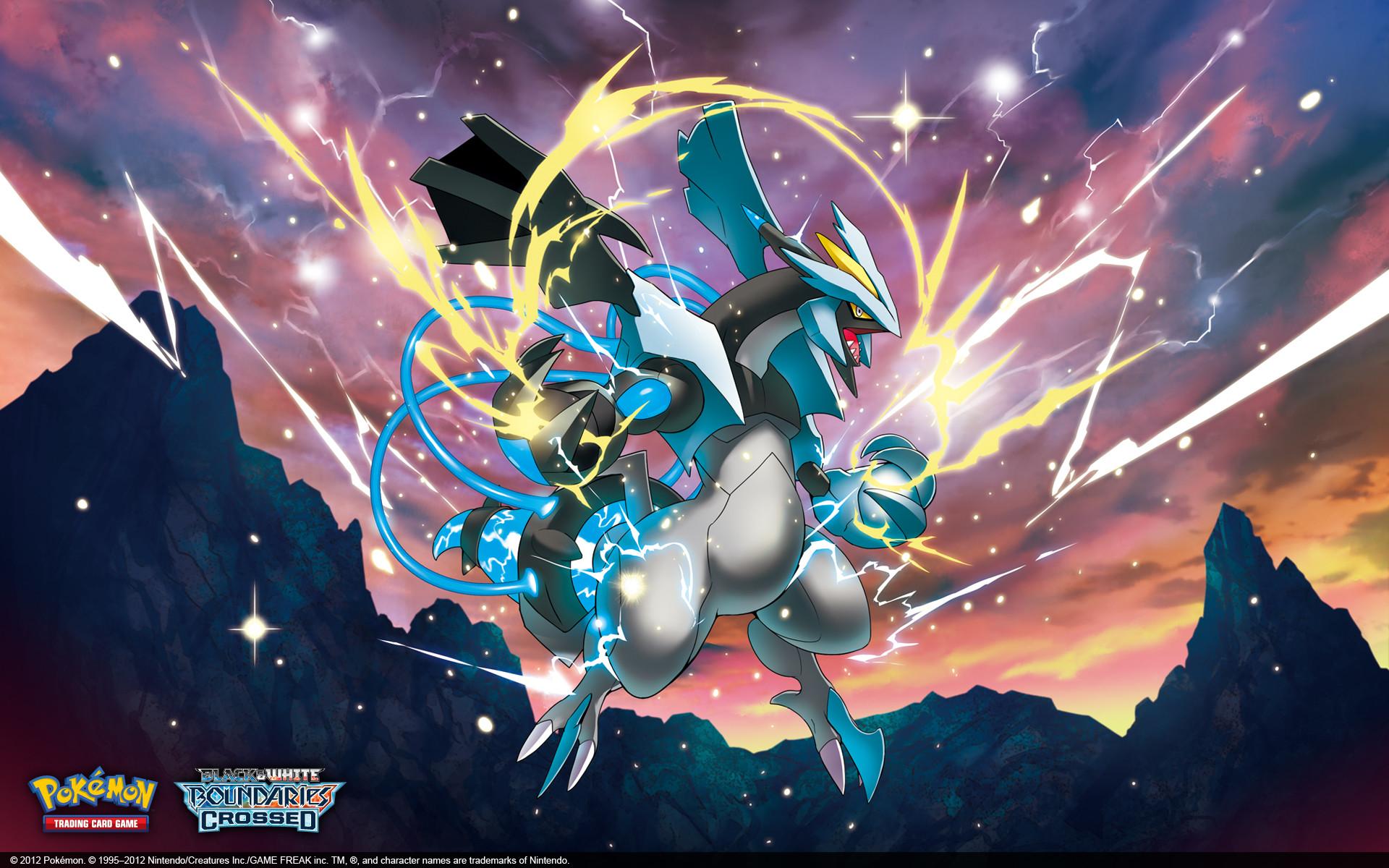 Download Pokemon Black And White Photo Free.