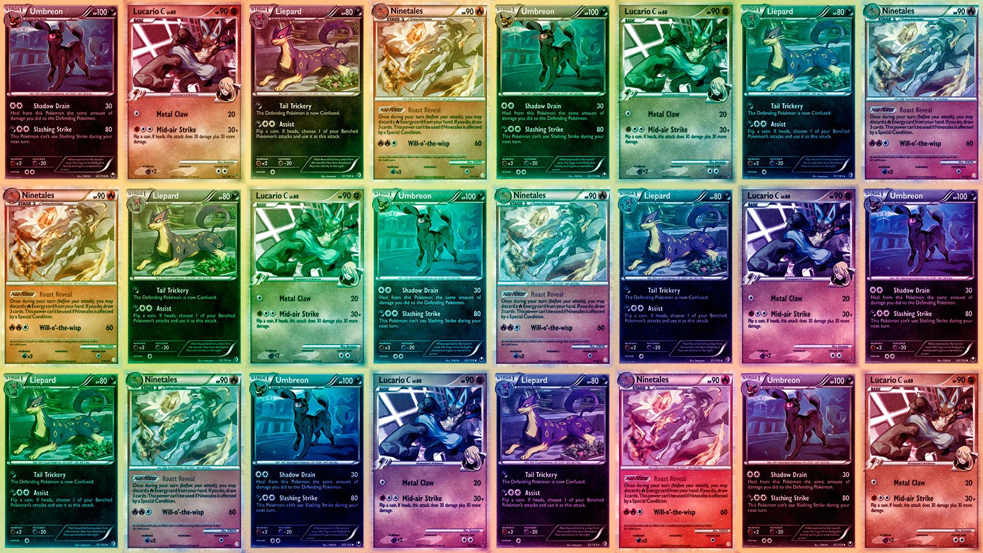 Pokemon TCG Wallpaper by 77SilentCrow Pokemon TCG Wallpaper by 77SilentCrow