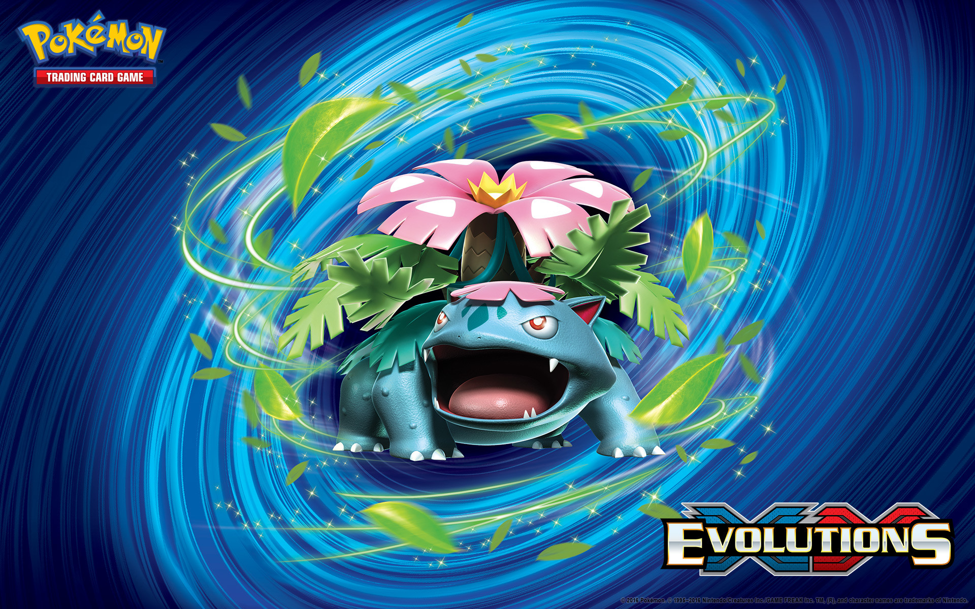 XY—Evolutions Wallpapers