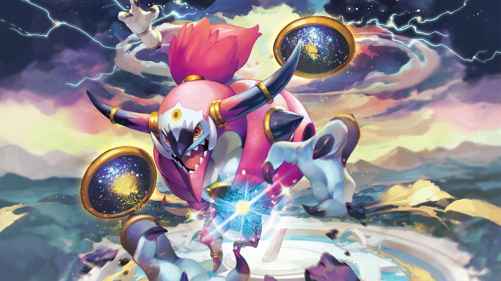 Image РMega Hoopa Pokemon TCG XY Ancient Origins.png   Pok̩mon Wiki    FANDOM powered by Wikia