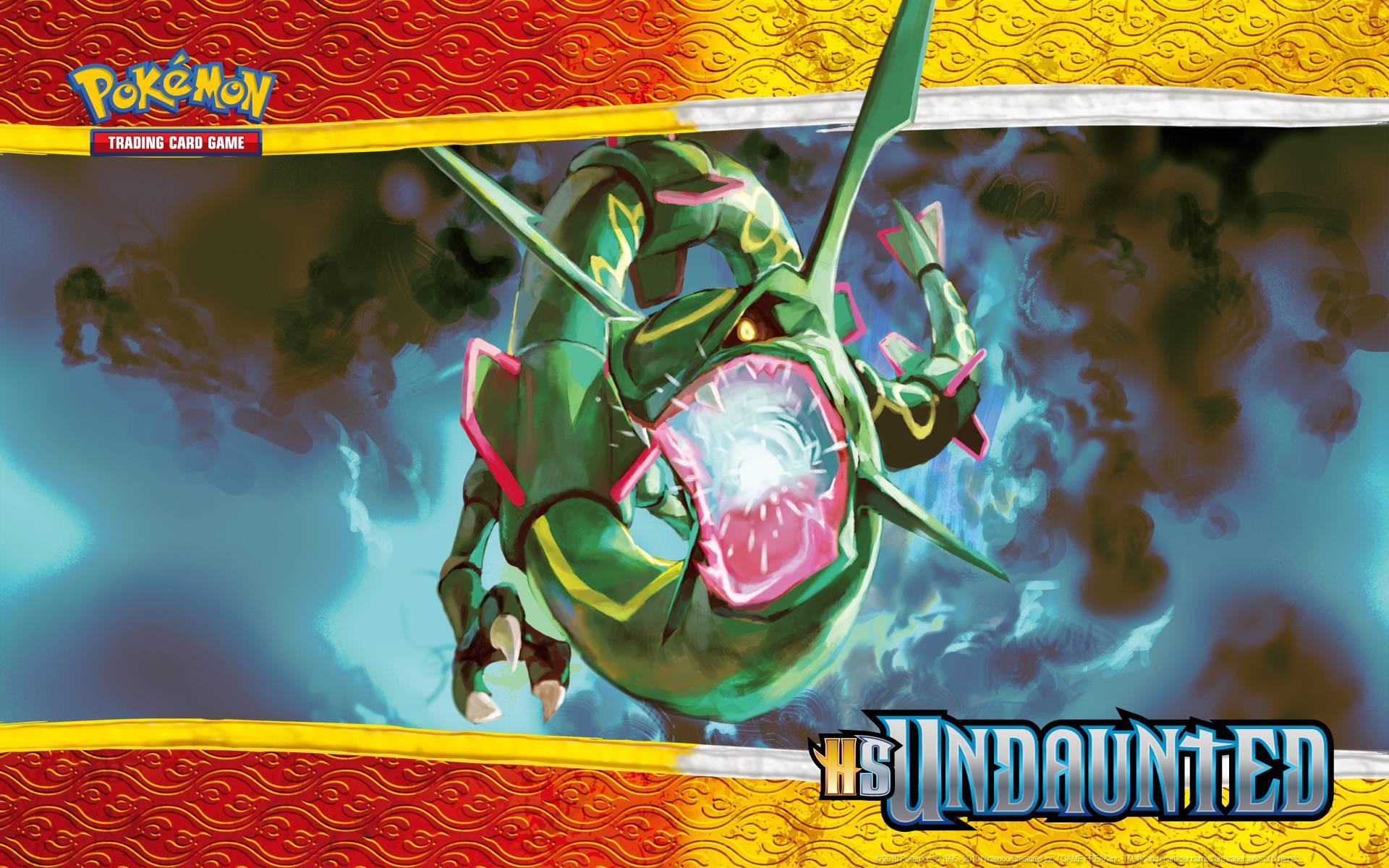 Pokemon Rayquaza wallpaper – 446735