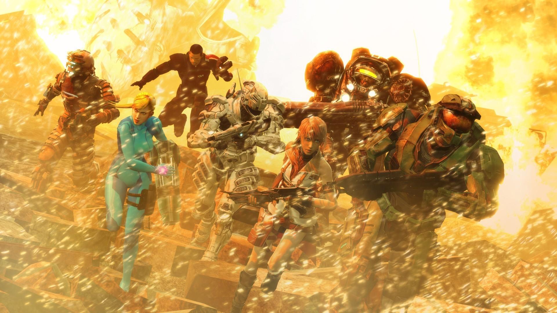 video Games, Master Chief, Commander Shepard, Samus Aran, Zero Suit Samus,  Isaac Clarke, Jim Raynor Wallpapers HD / Desktop and Mobile Backgrounds