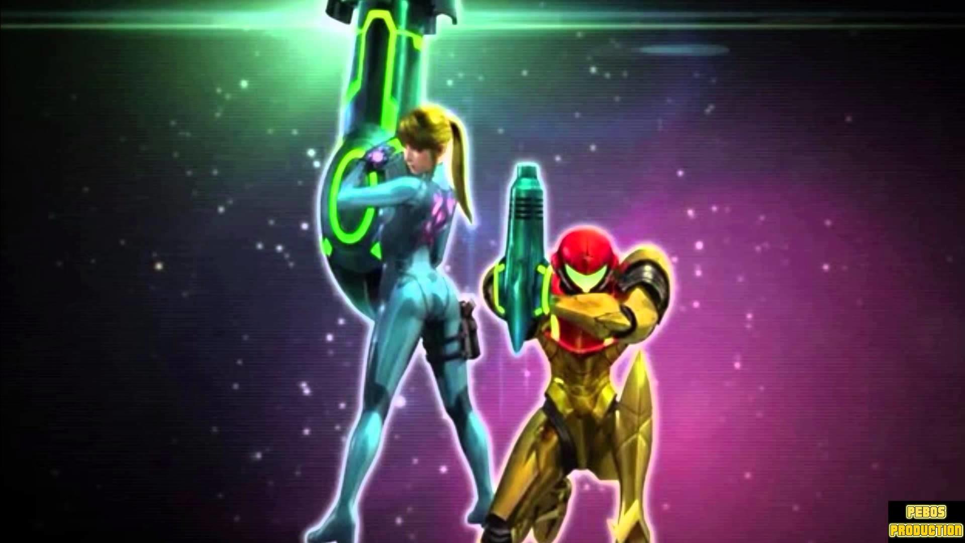 Zero Suit Samus And Samus Are Coming To Monster Hunter 4 Ultimate