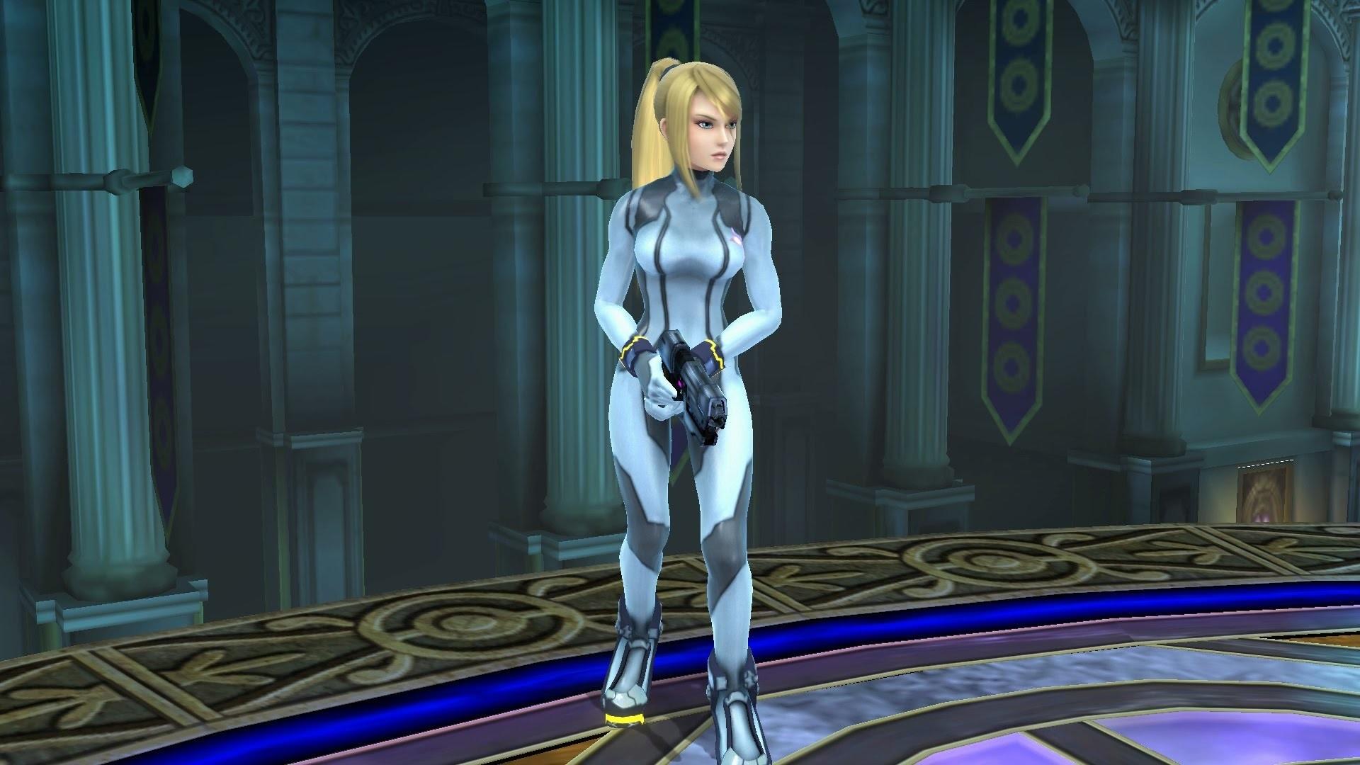 For Wii U : Zero Suit Samus All-Star Challenge (Bonus Video)