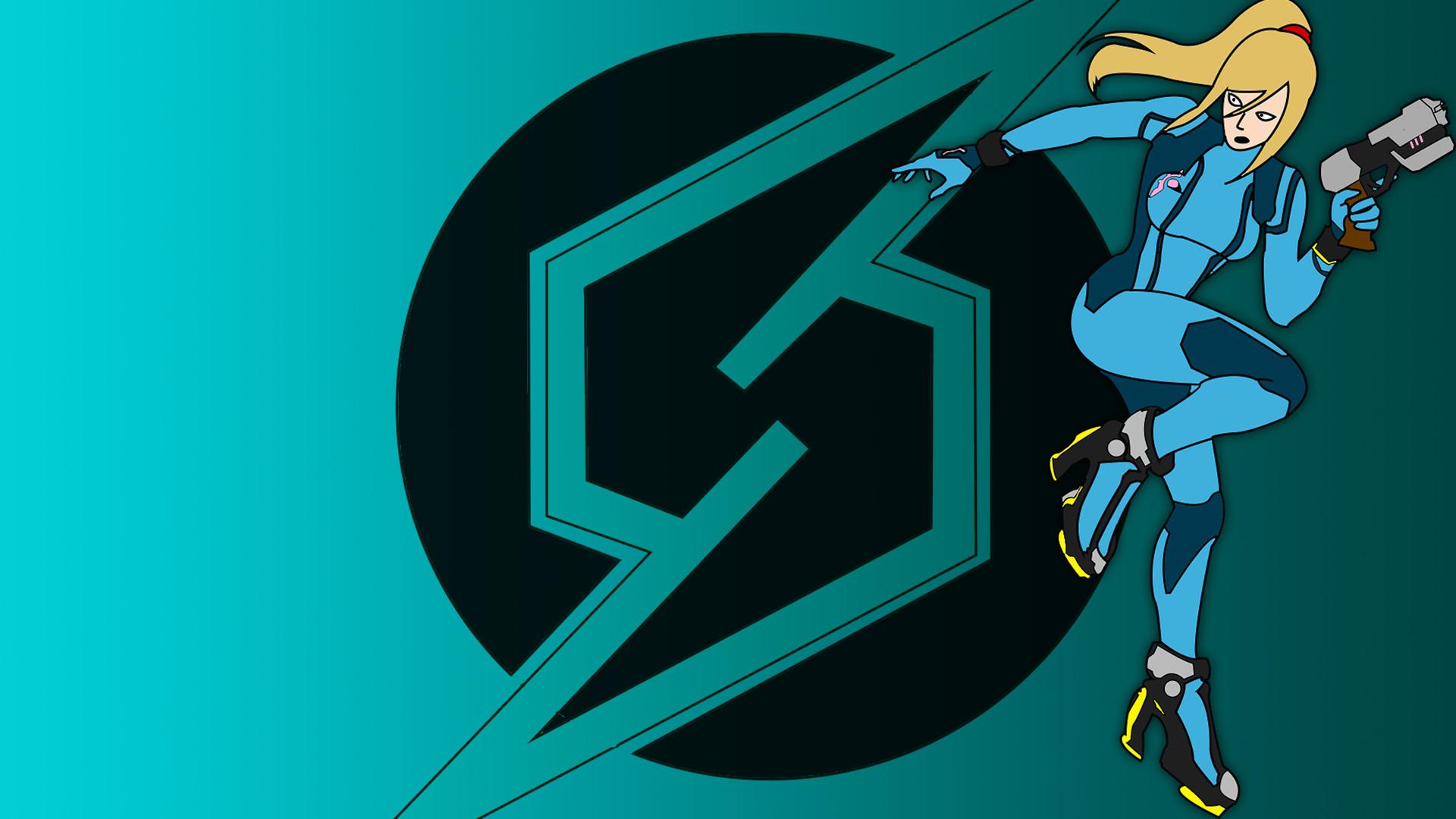 … Zero Suit Samus by Laser-Art