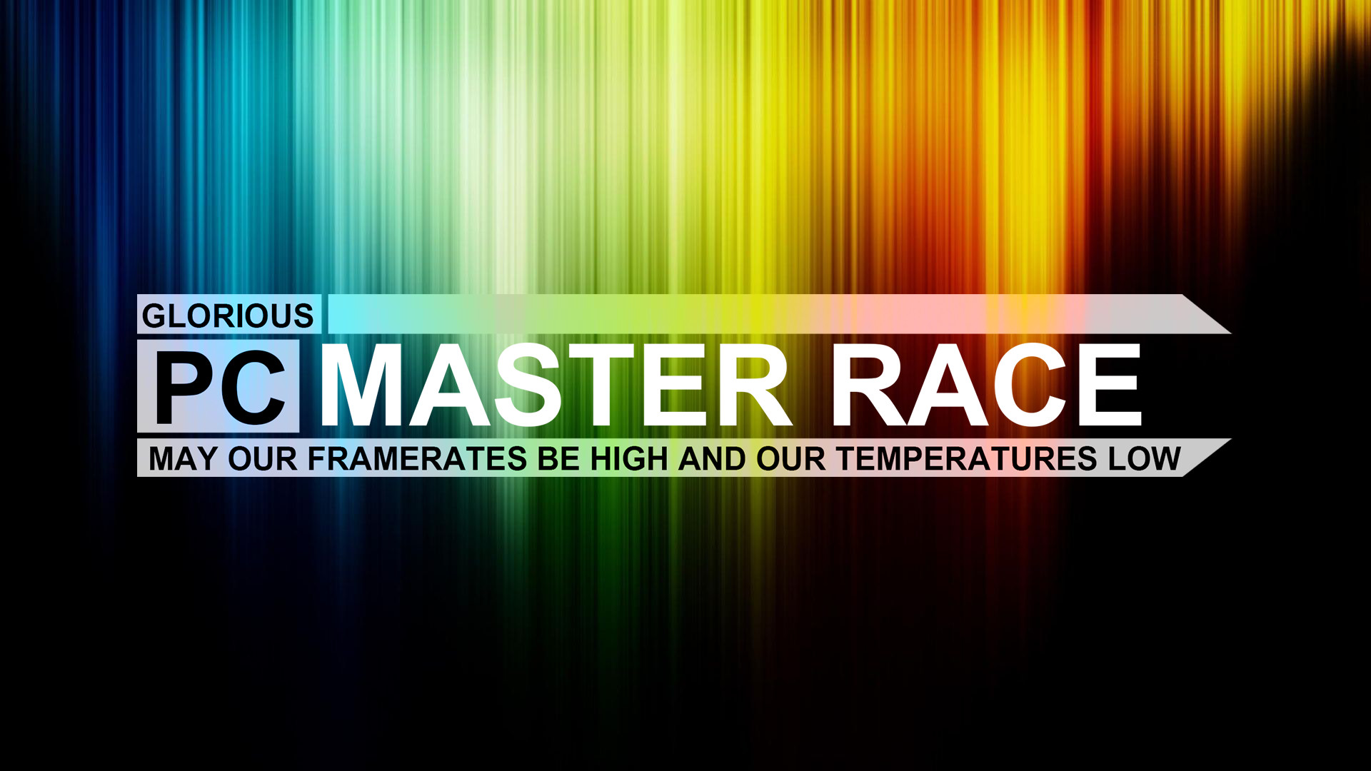 Glorious PC Master Race Wallpaper | Alienware Arena