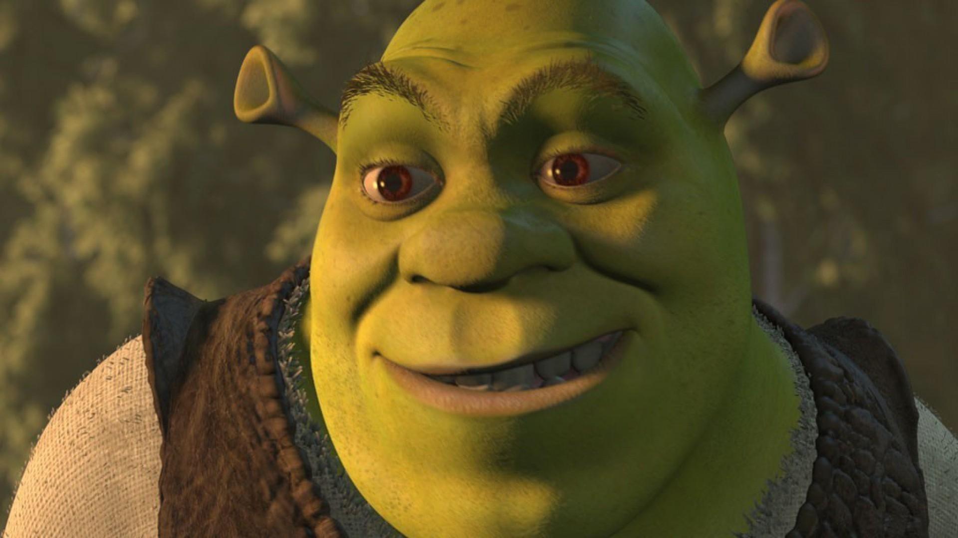 Shrek is definitly not drek