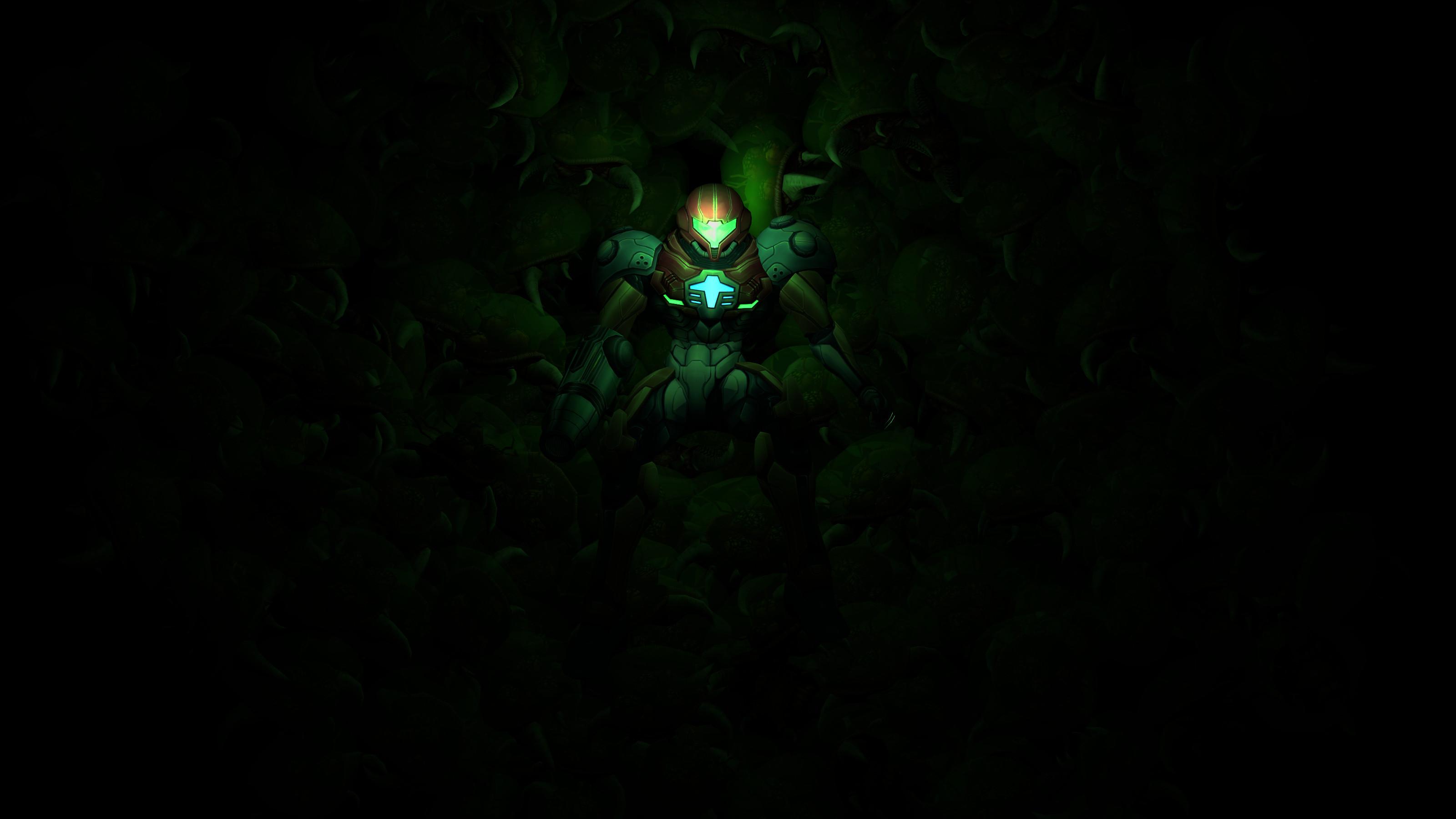 Metroid-Background
