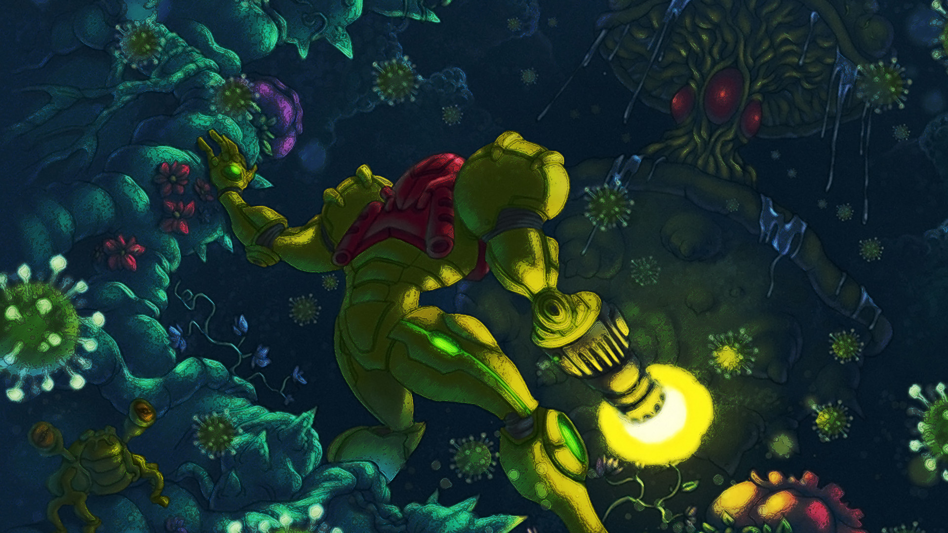 HD Wallpaper | Background ID:271815. Video Game Metroid