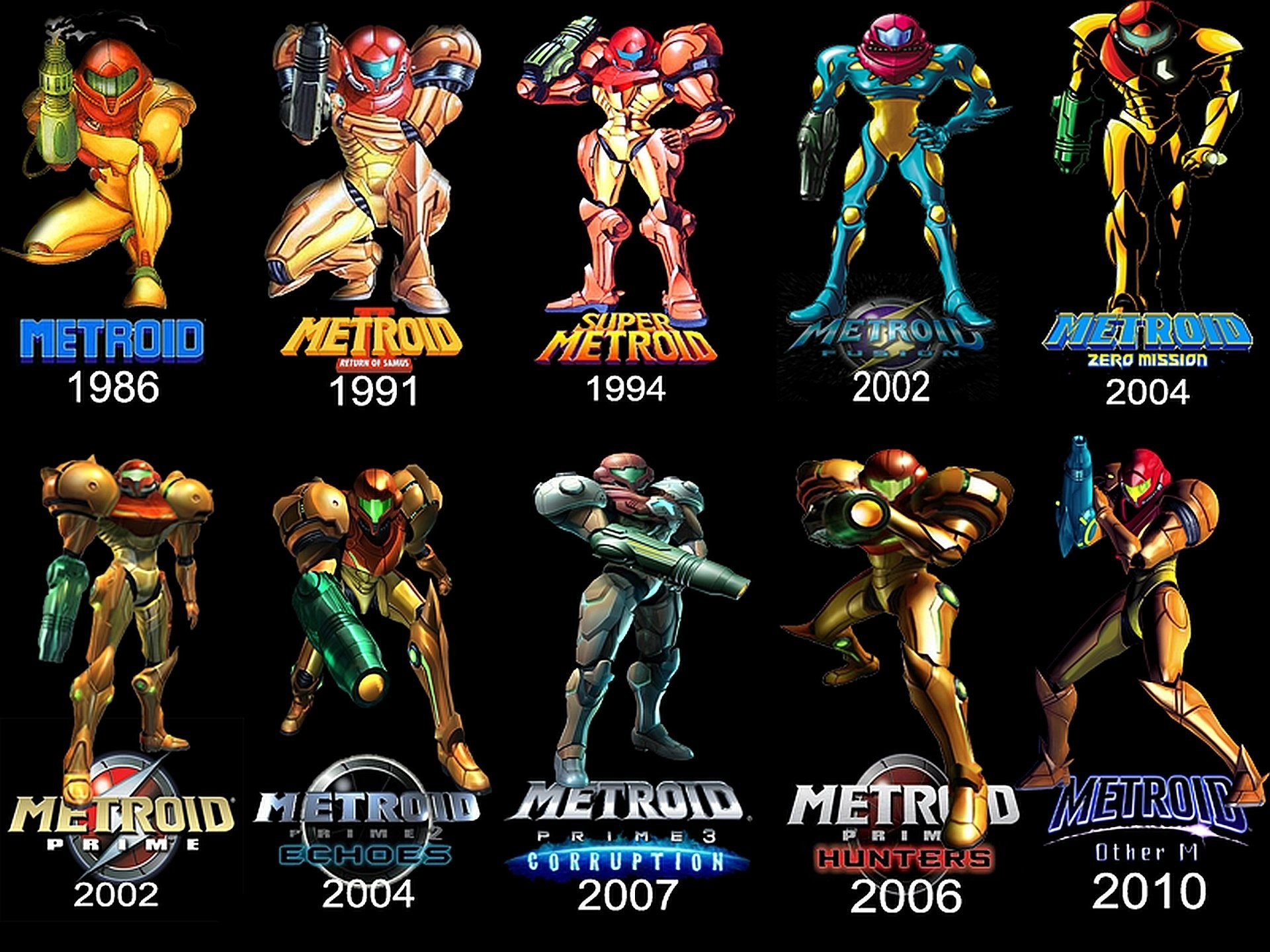HD Wallpaper | Background ID:384049. Video Game Metroid