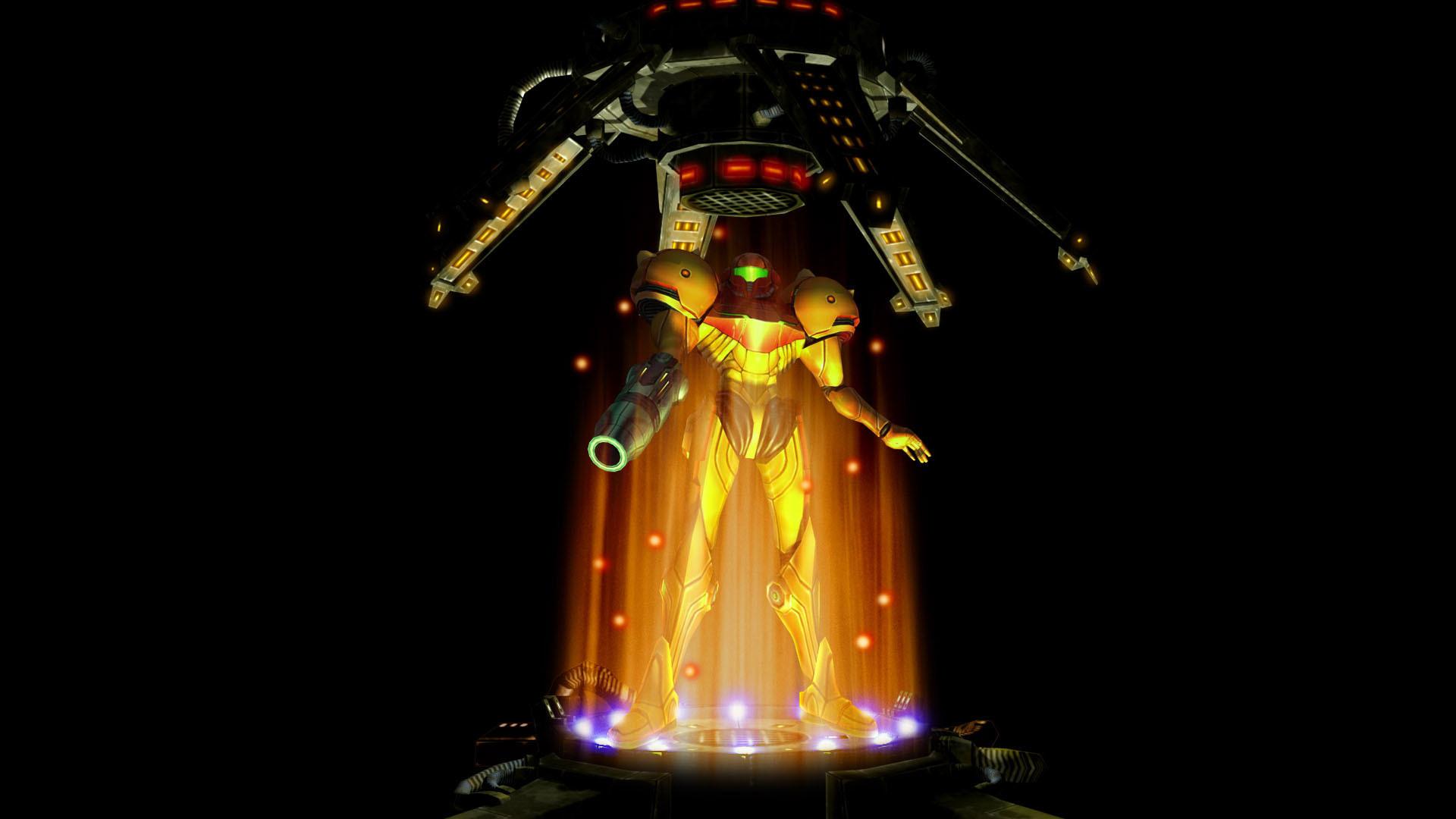 … Metroid Prime Trilogy – Fanart – Background …