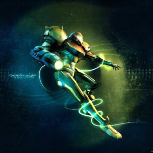 Metroid Background